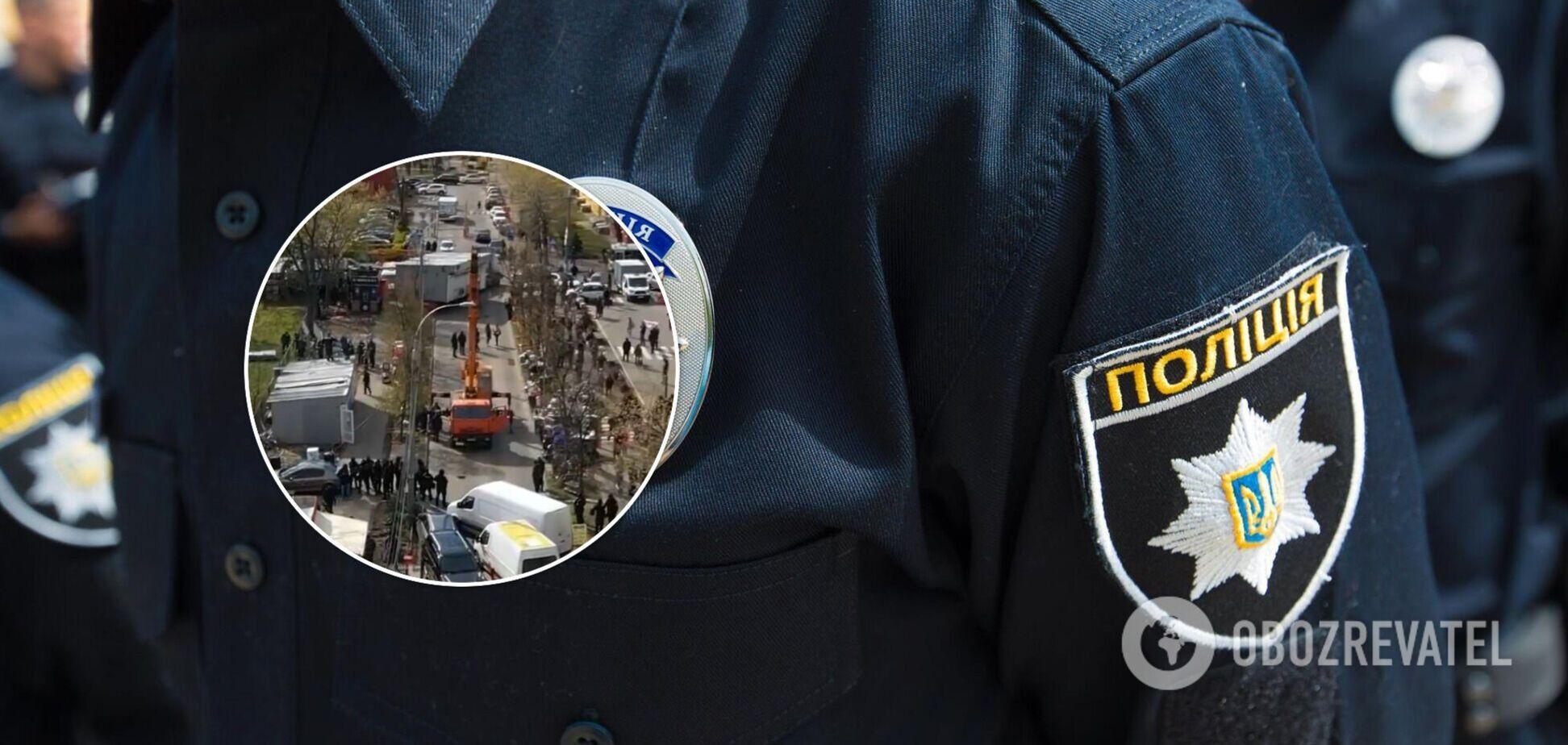 Для охорони порядку задіяли 200 правоохоронців