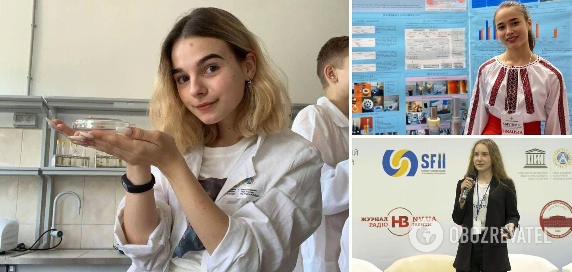 'Жіноча справа': історії українських дівчат-науковиць