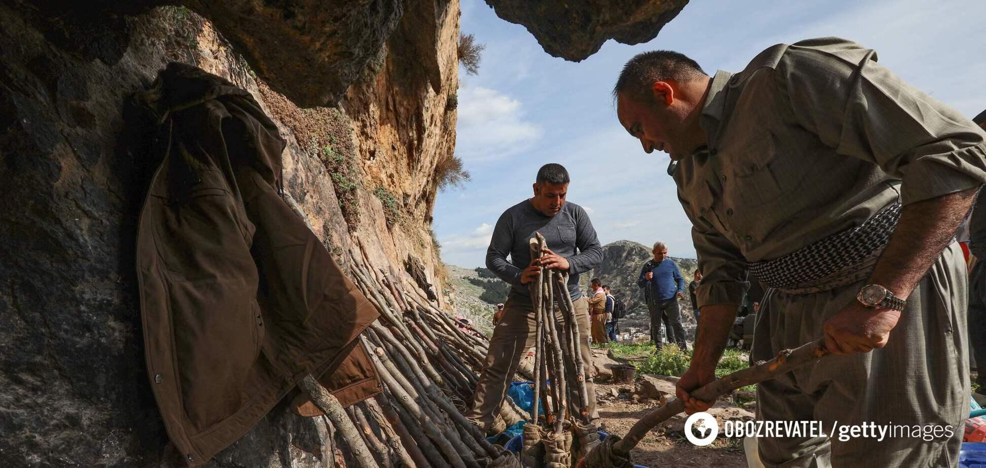 Найдена самая старая пещерная стоянка человека. Фото