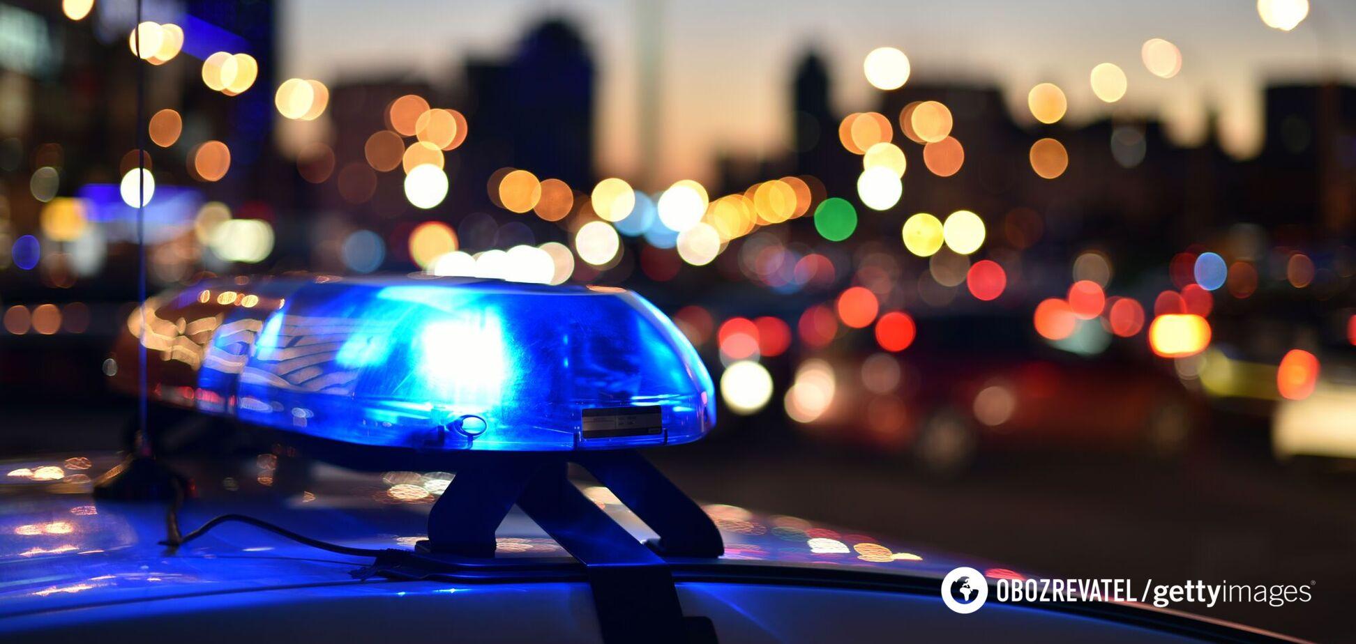 Полиция задержала несовершеннолетнего