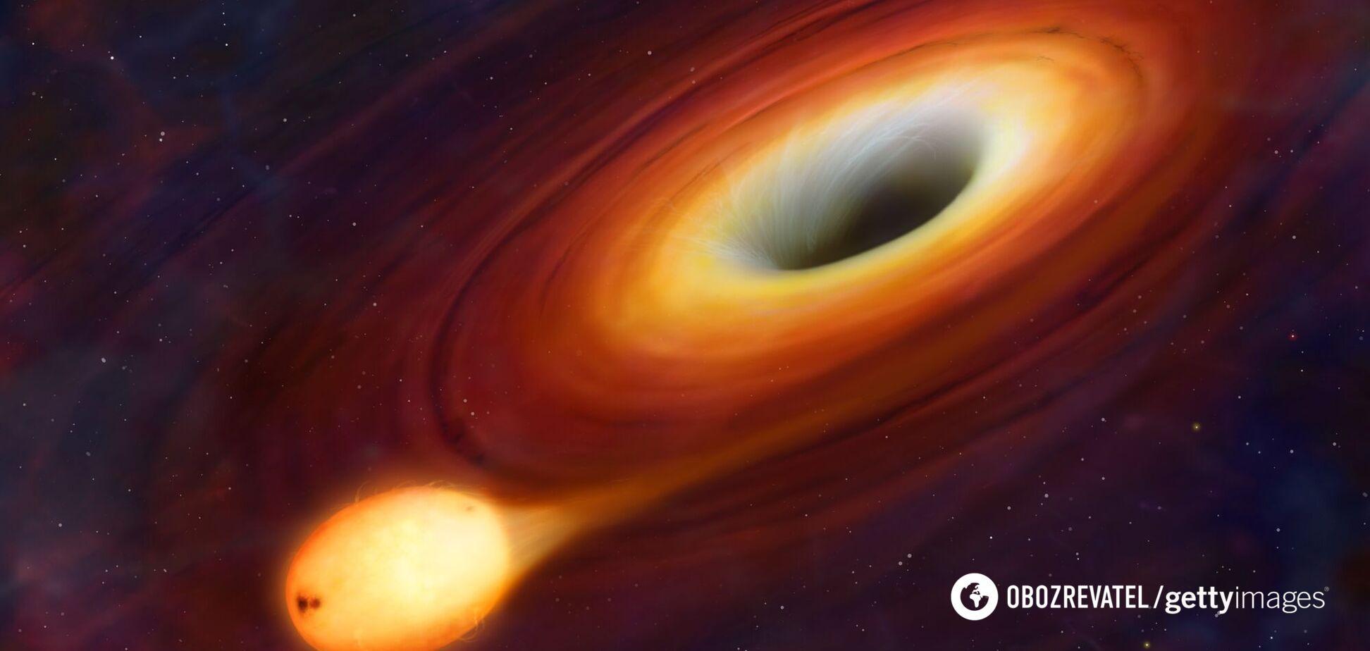 Вчені виявили найближчу до Землі унікальну чорну діру
