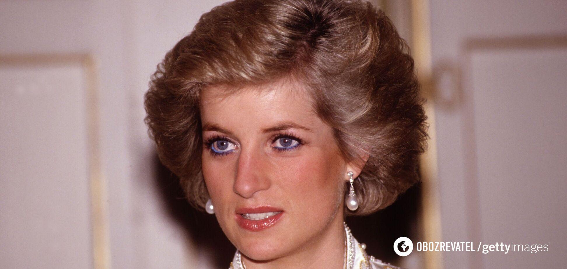 В сети появилось уникальное фото принцессы Дианы