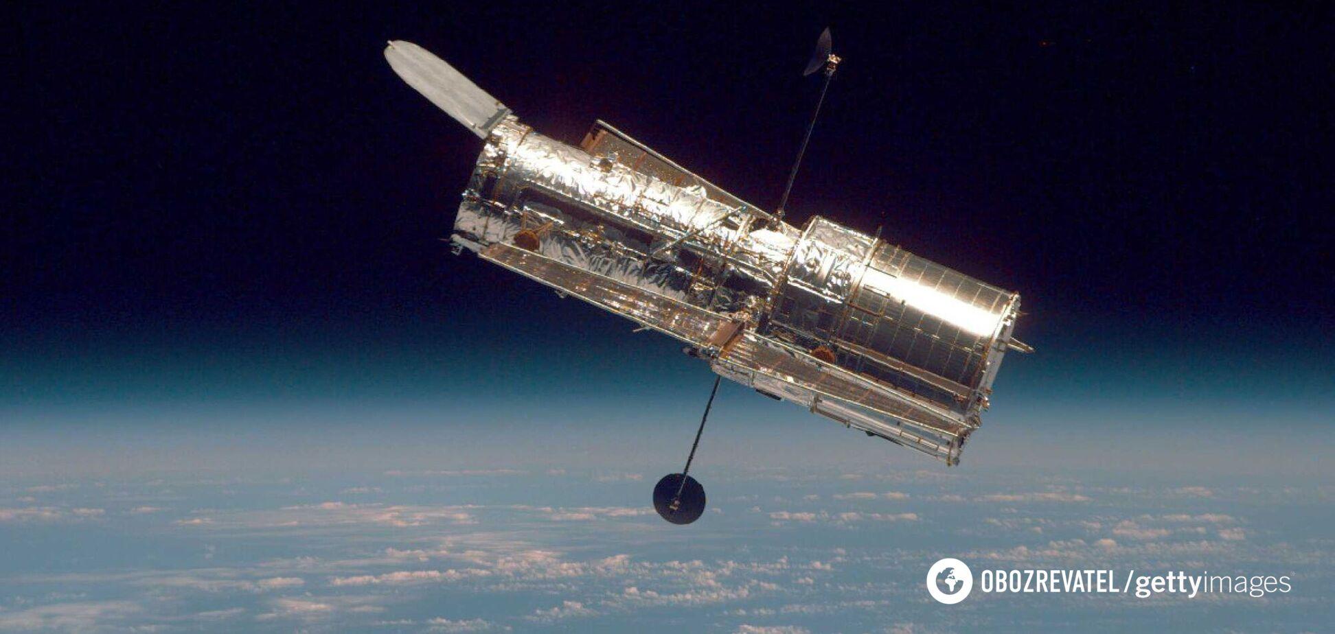 Hubble показав фото гігантської зірки на межі знищення