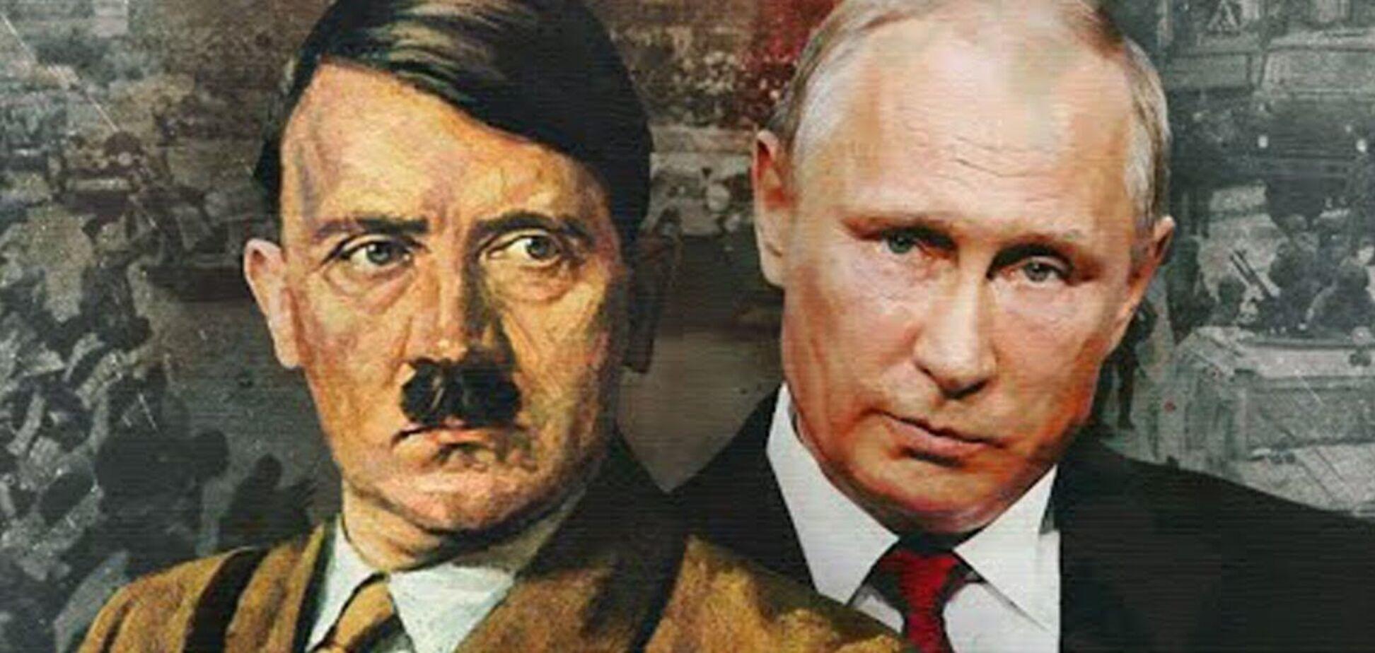 Хайль Путін: крім жити минулим, росіяни нічого не вміють