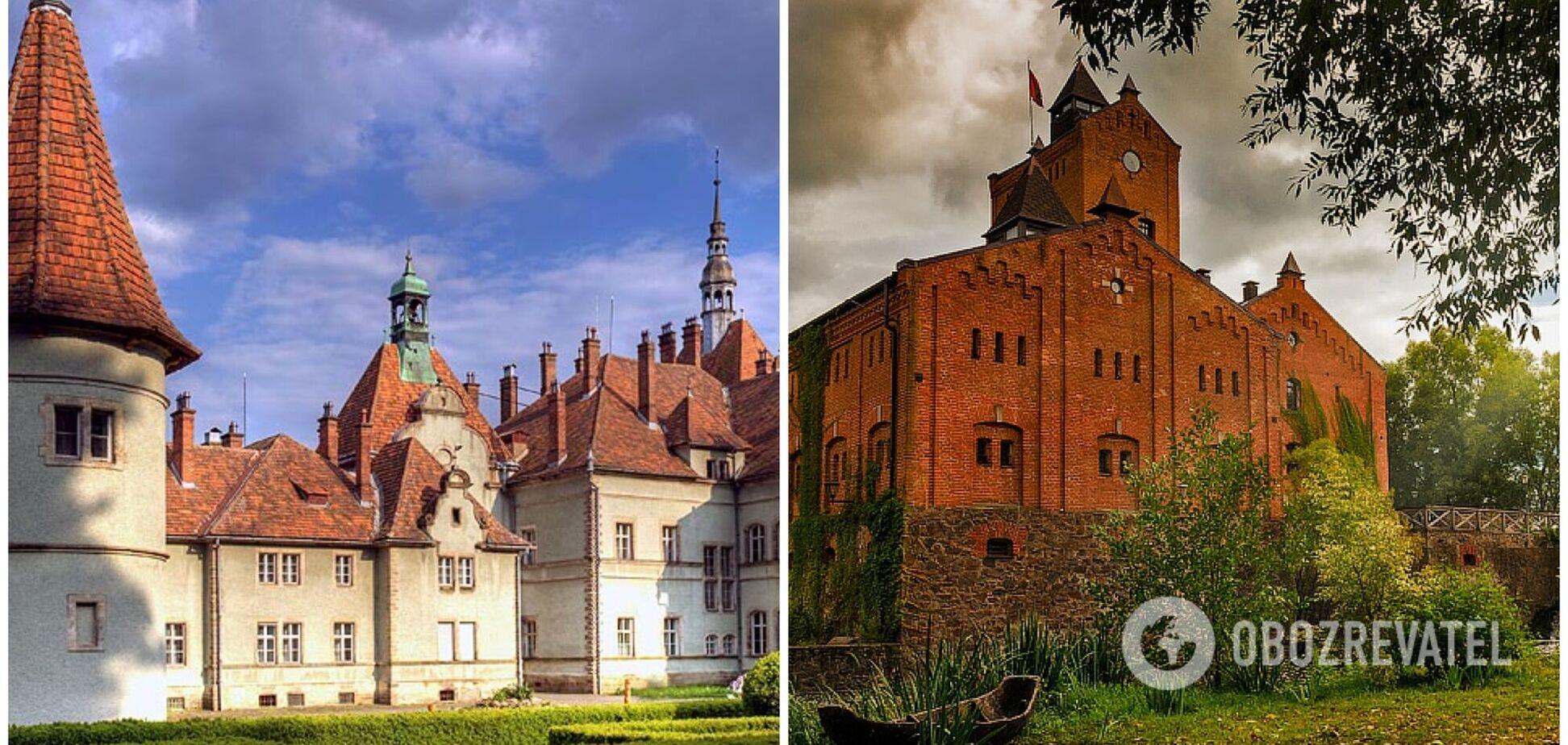 Топ-5 роскошных дворцов в Украине, которые можно снять на сутки и дольше. Фото