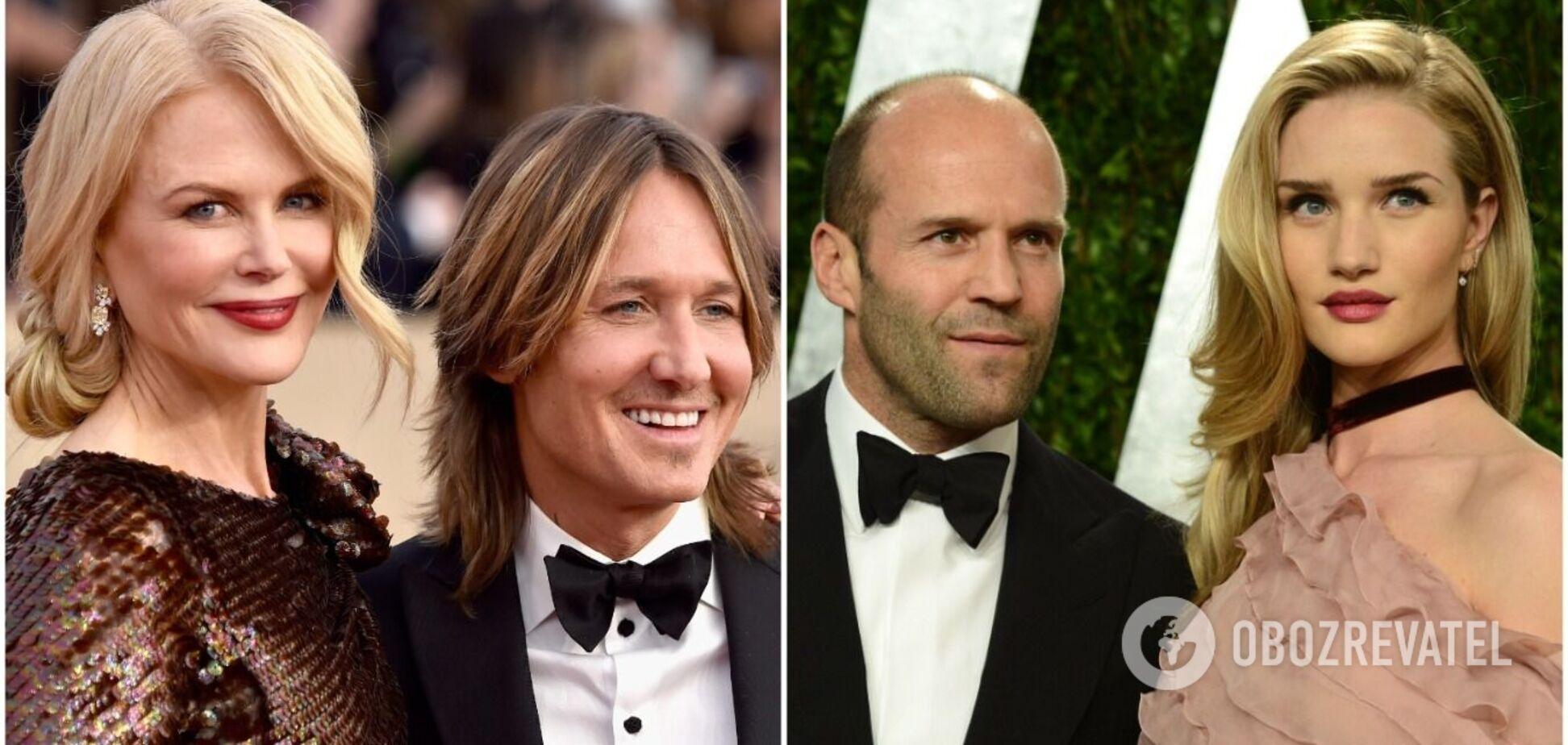 Самые известные звездные пары, в которых мужчина ниже своей избранницы. Фото