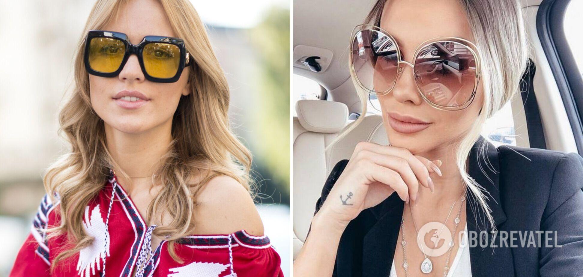 Влітку у тренді будуть окуляри оверсайз: форми та з чим поєднувати