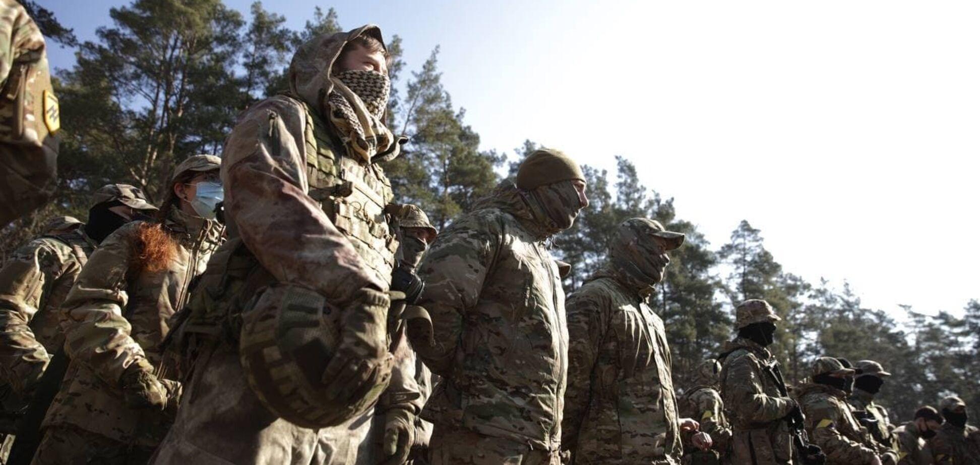 Национальный Корпус начал создание штабов обороны в регионах Украины