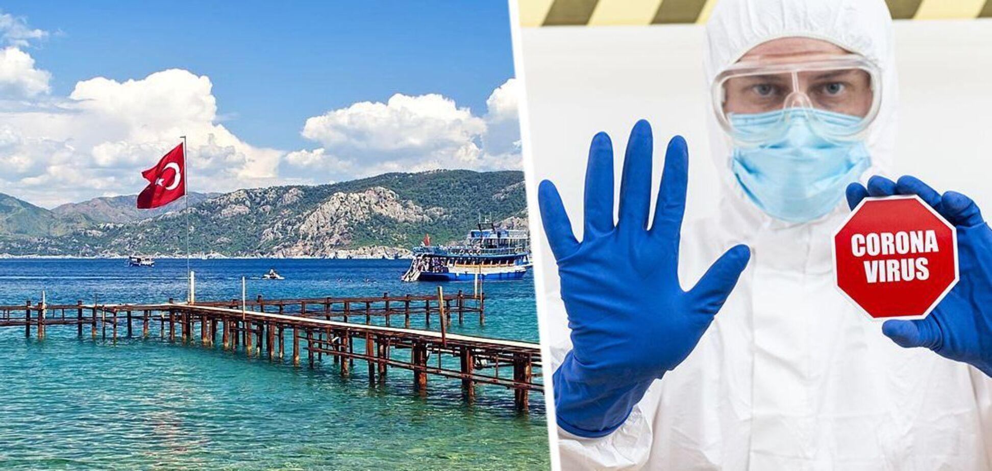 У Туреччині пояснили, як двотижневий локдаун зачепить туристів