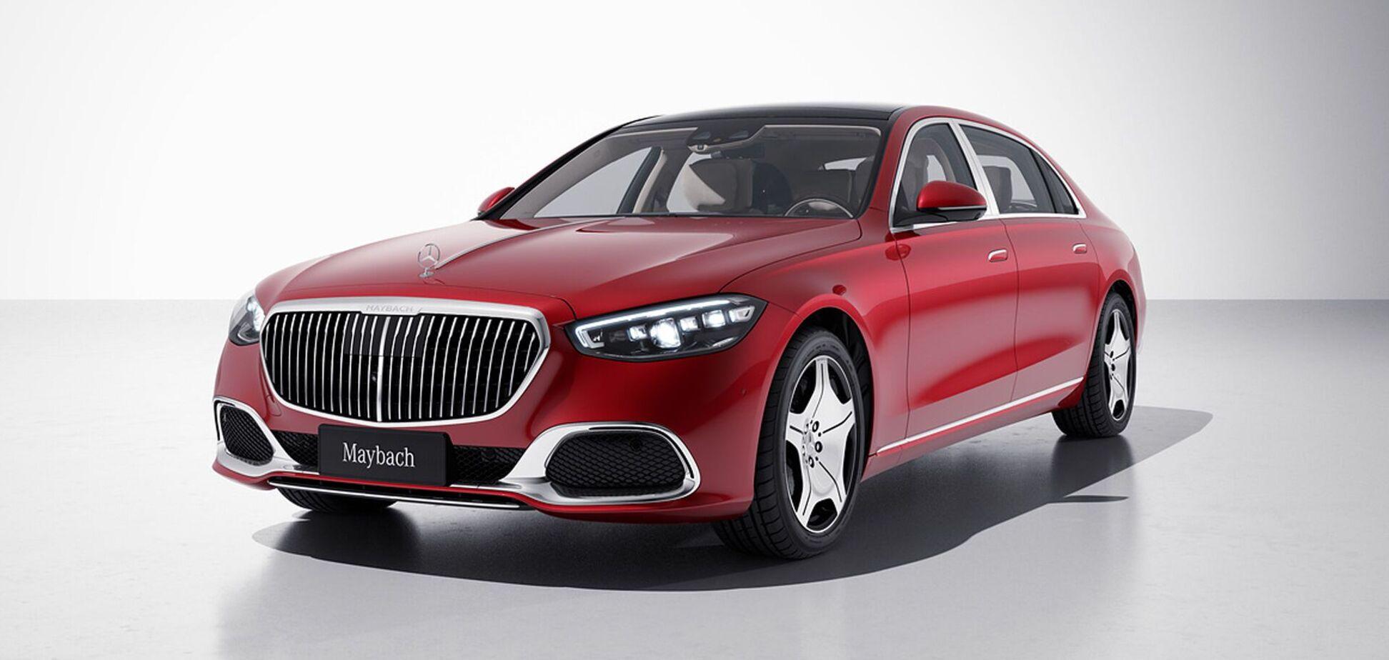 Mercedes-Maybach отримав 'бюджетну' версю