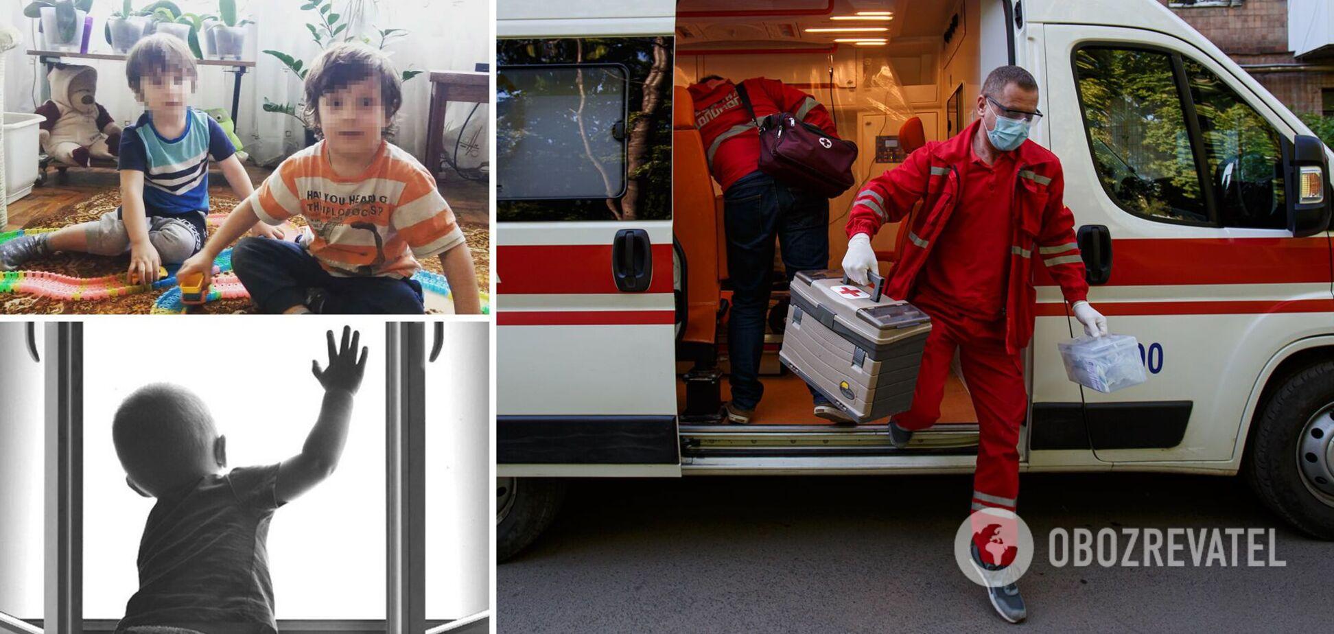 Ребенок выпал из окна, воспитательница забыла о нем: подробности ЧП в детском саду Запорожья