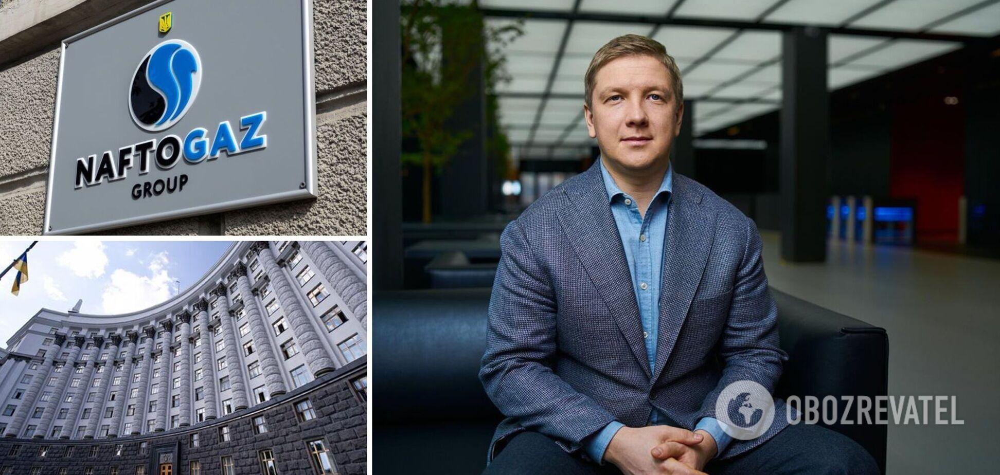 Коболев планирует обжаловать свое увольнение из 'Нафтогаза' в суде