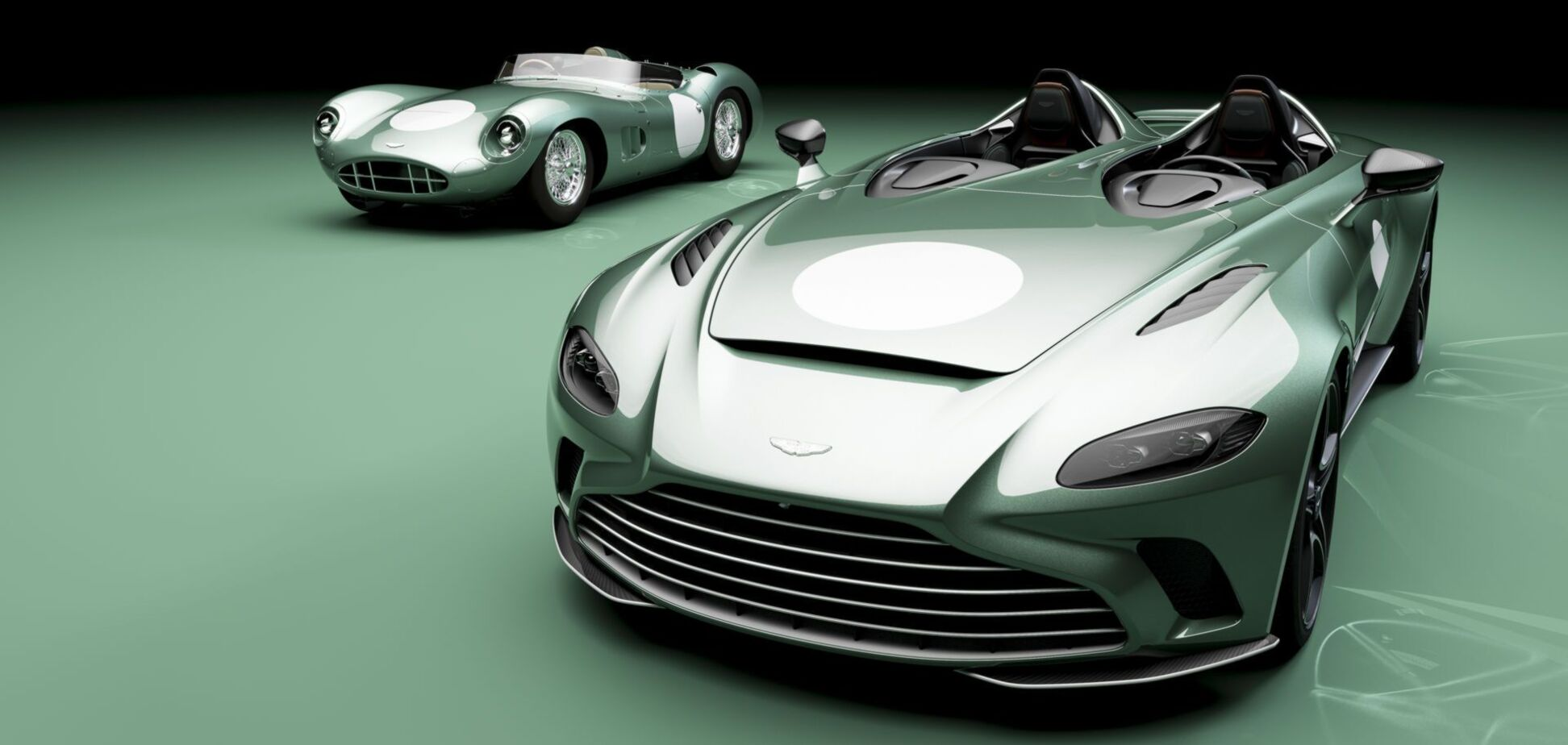 Aston Martin презентував ексклюзивну версію V12 Speedster