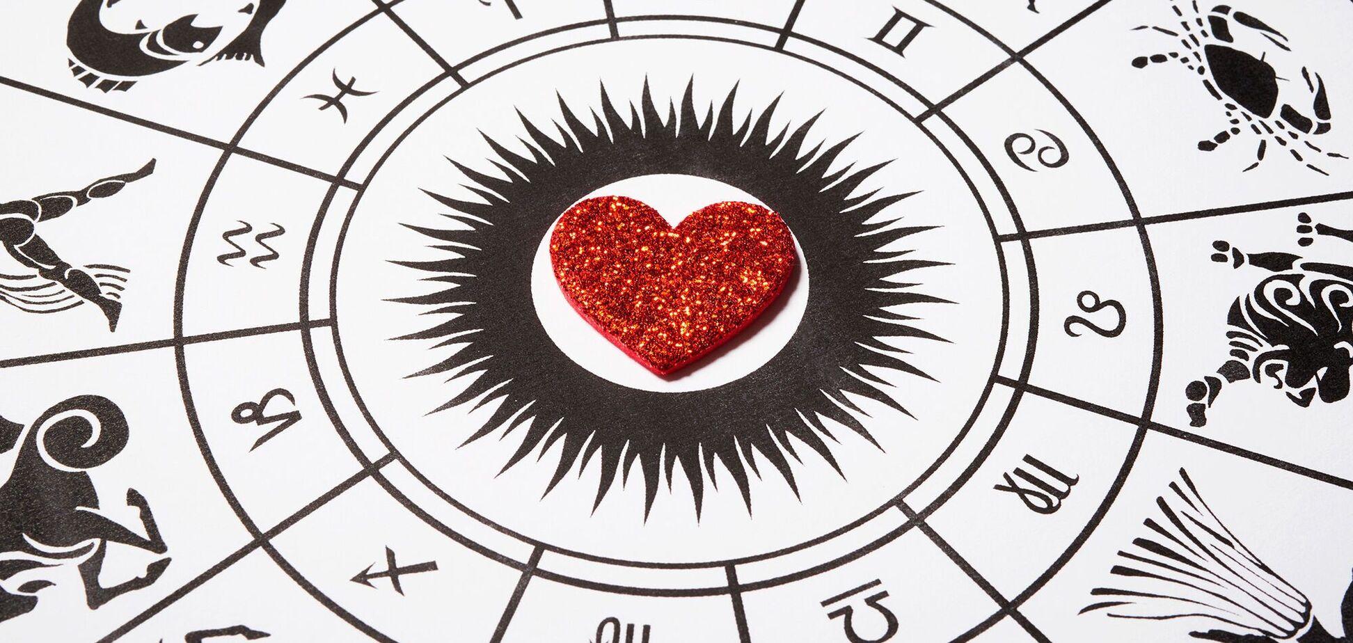 Любовний гороскоп на травень