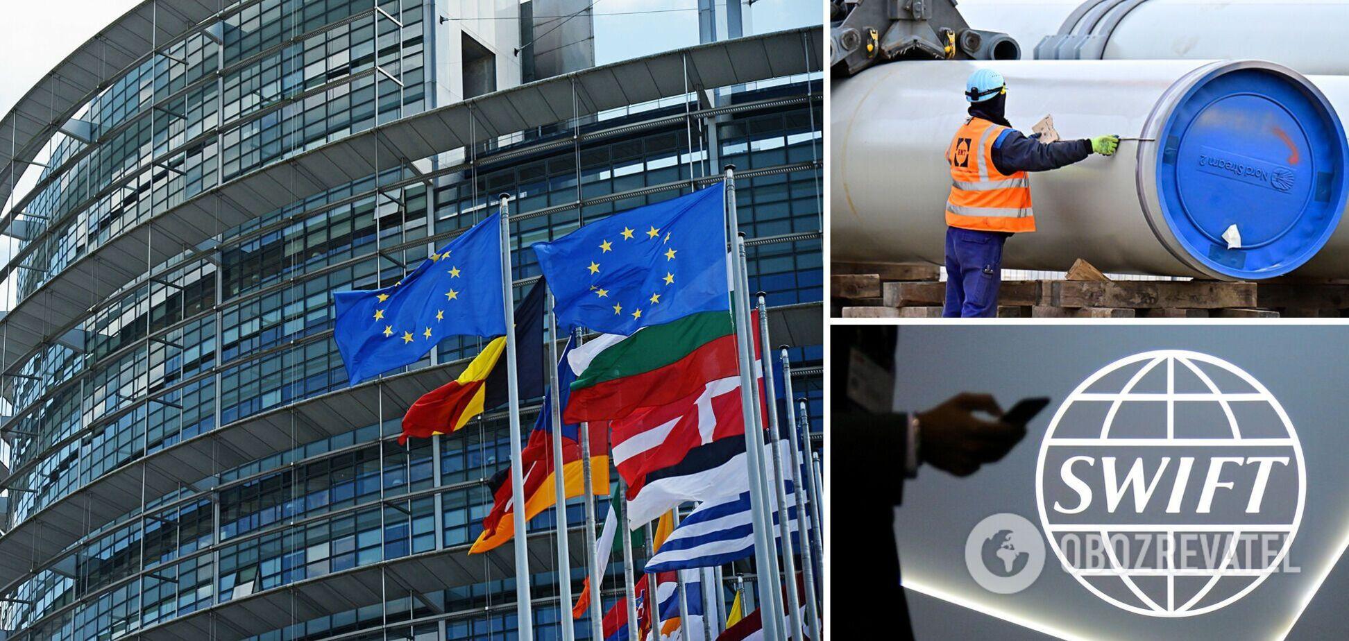 У ЄС попередили, що можуть від'єднати Росію від SWIFT: чи призведе до колапсу економіки РФ