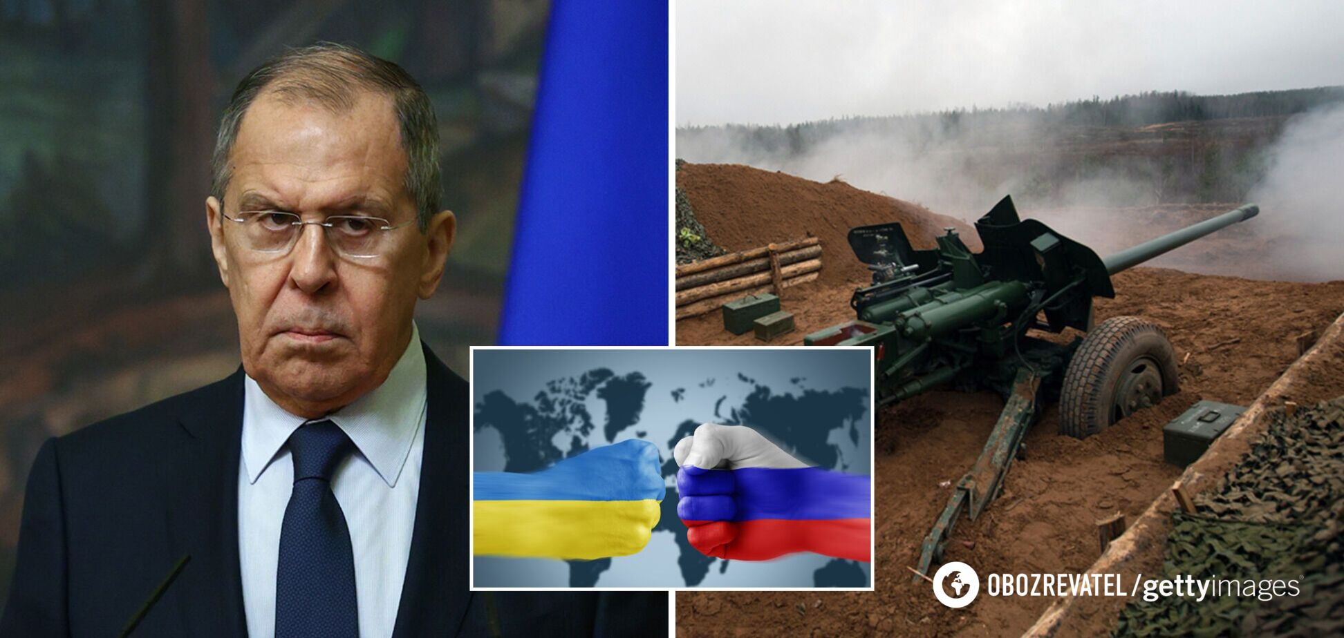 У Путина заявили, что войны России с Украиной 'можно избежать'