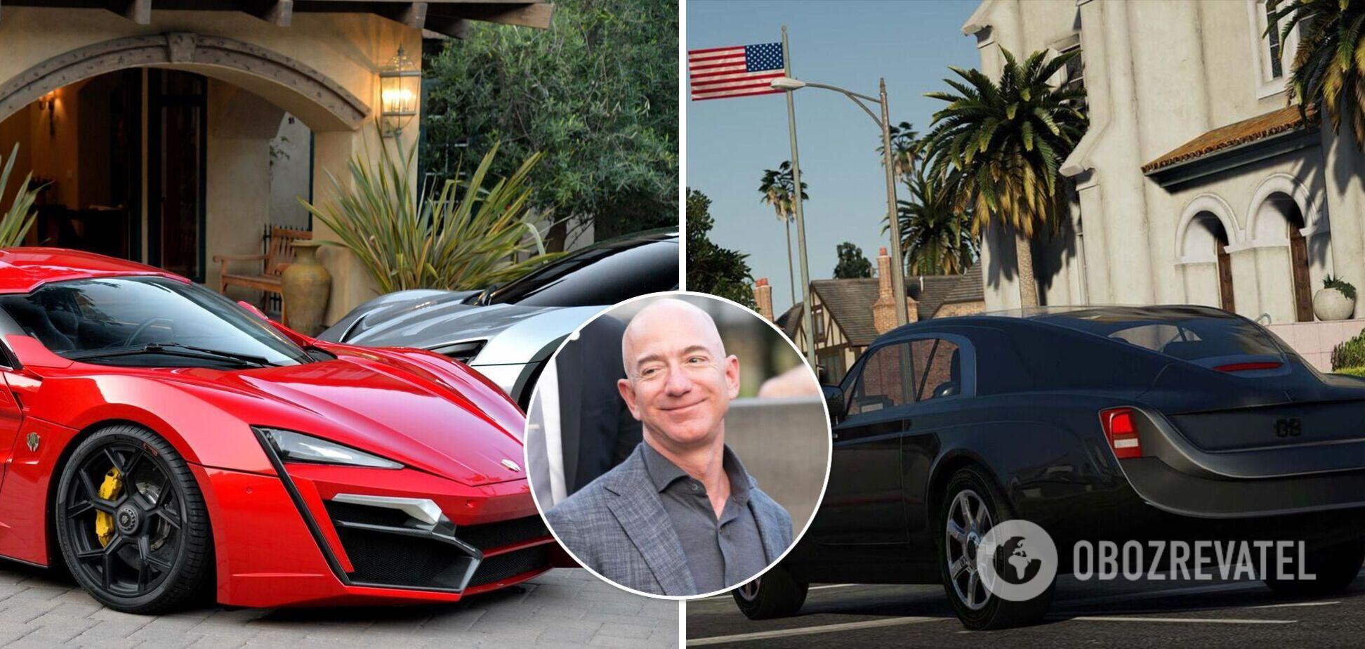 На чому їздить Джефф Безос: топ-7 автомобілів найбагатшої людини у світі. Фото