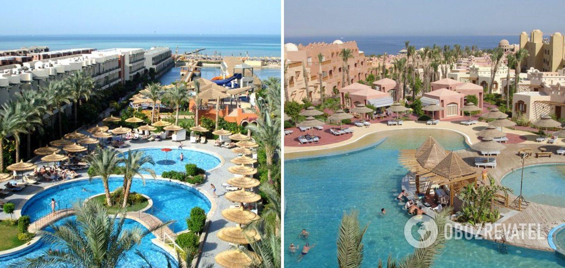 Курорты Египта: Хургада и Шарм-эль-Шейх