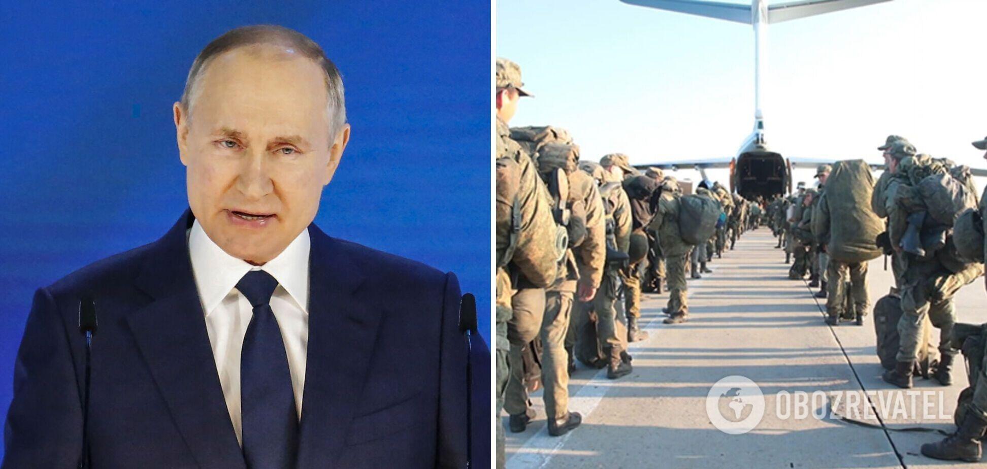 Росія відвела війська від Криму й оголосила Україну недружньою країною