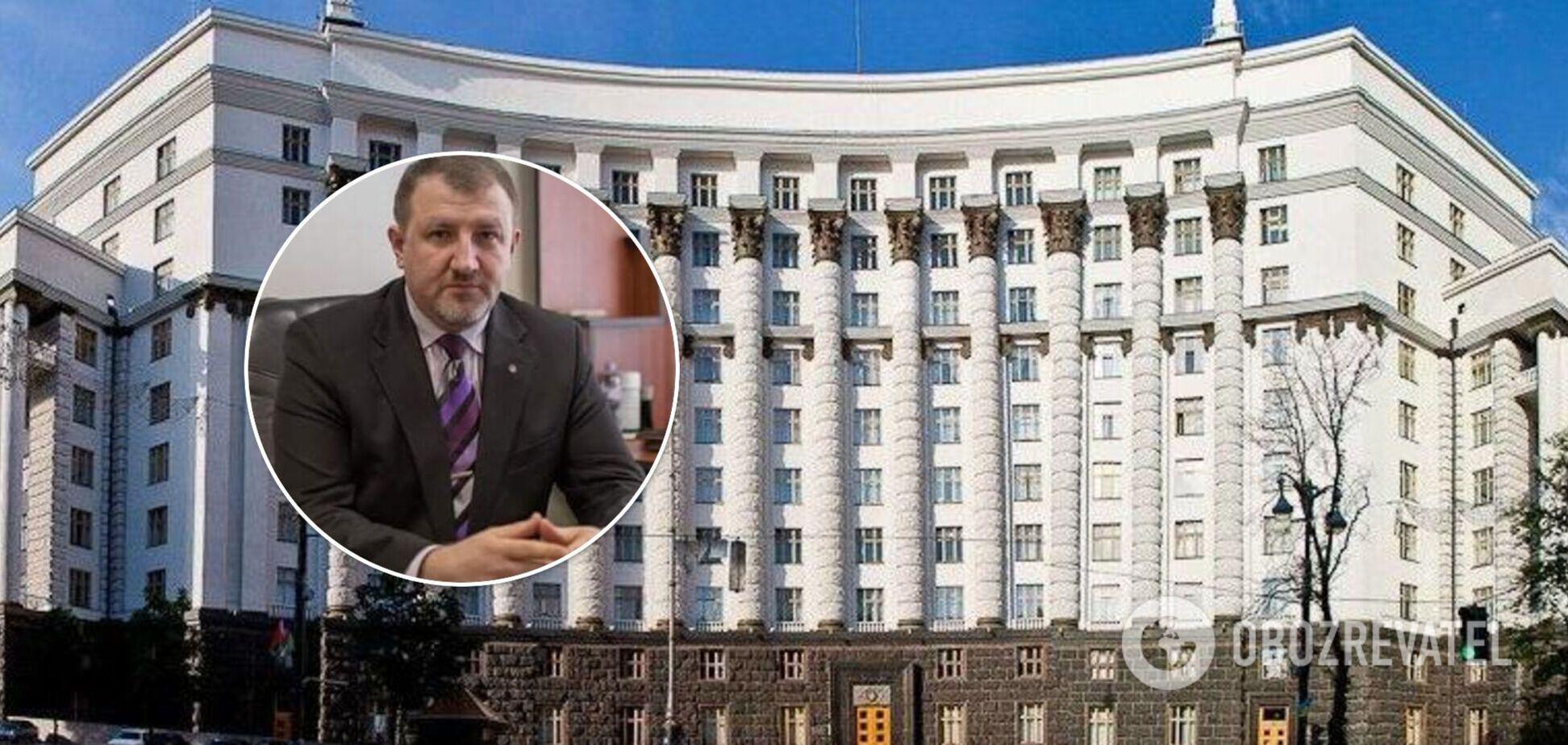 Бойко назначили и.о. министра