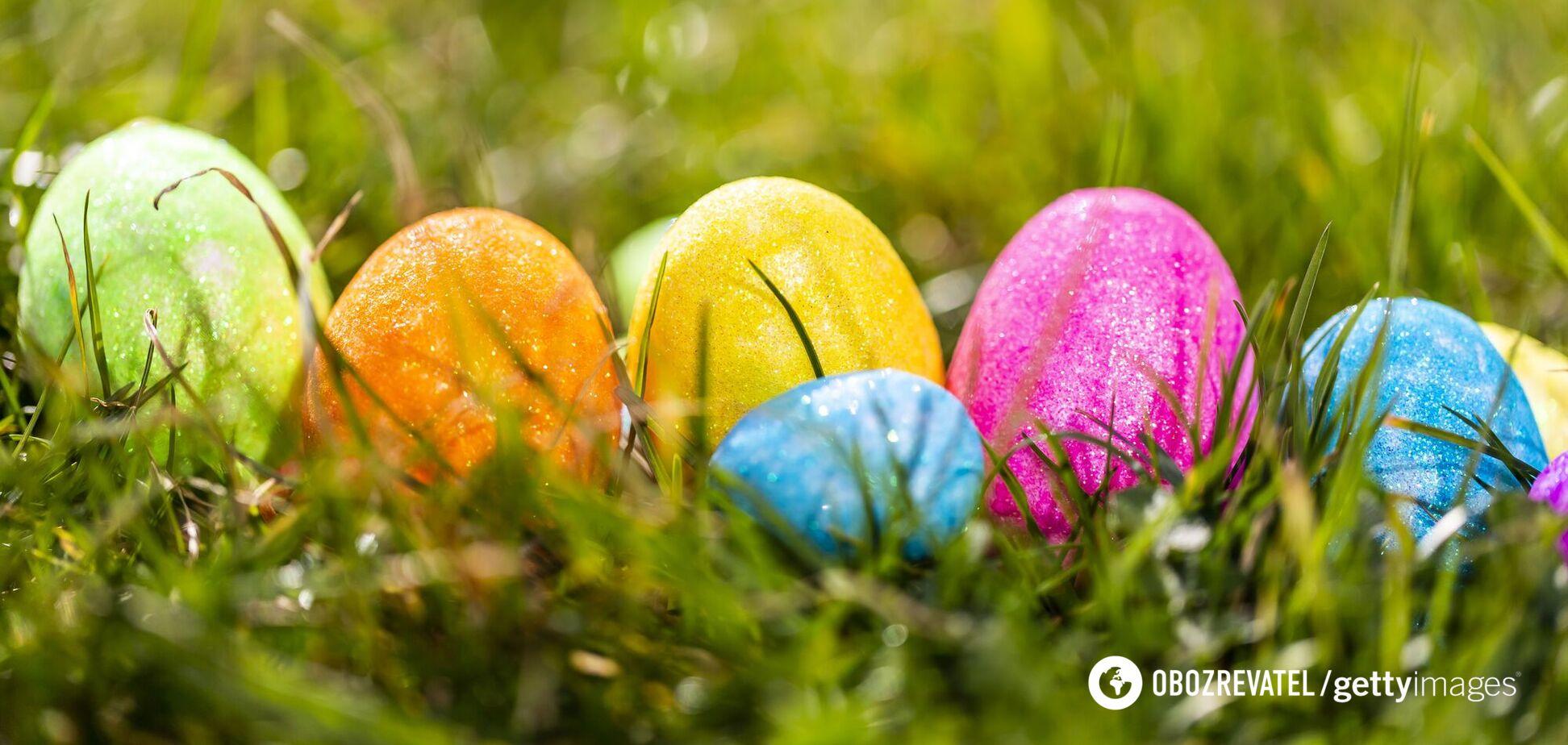 Пасхальные яйца – гармонизаторы пространства