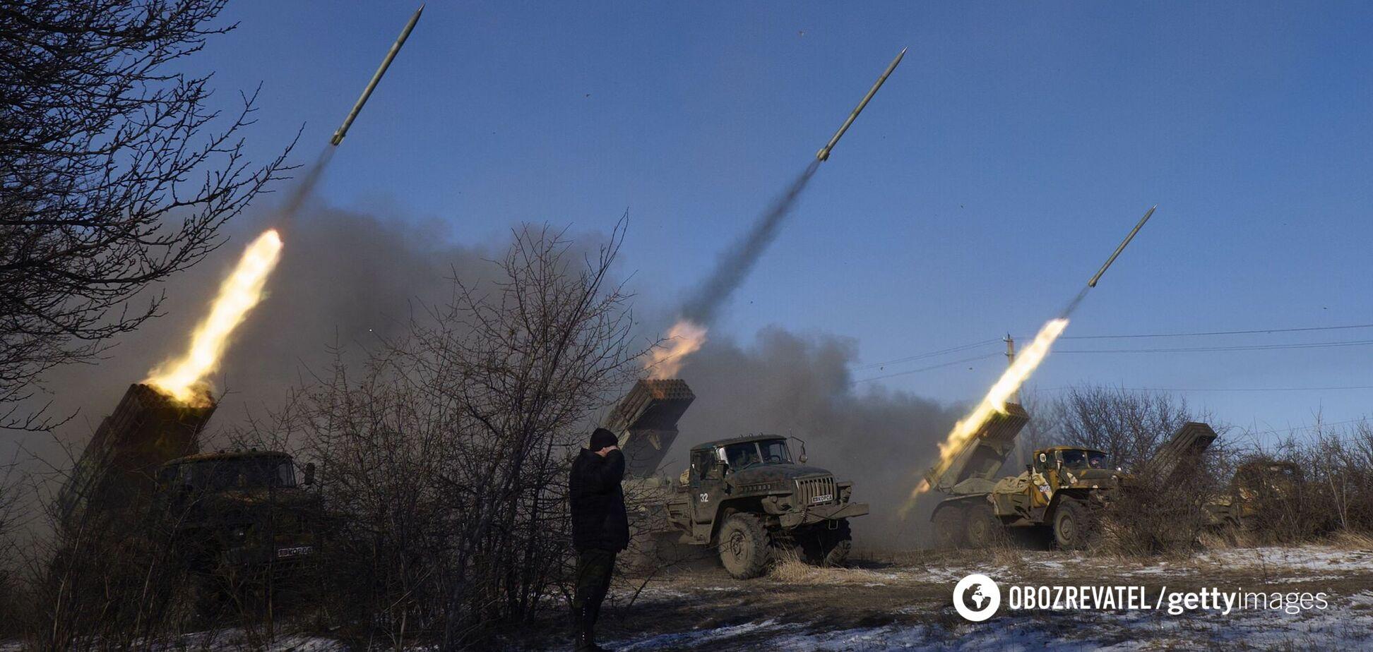 На Донбасі окупанти застосували проти ЗСУ ракетний комплекс – зведення ООС