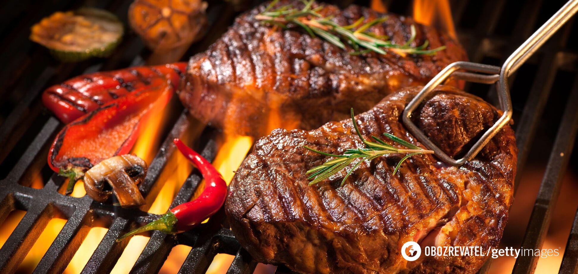 Як вибрати м'ясо для шашлику