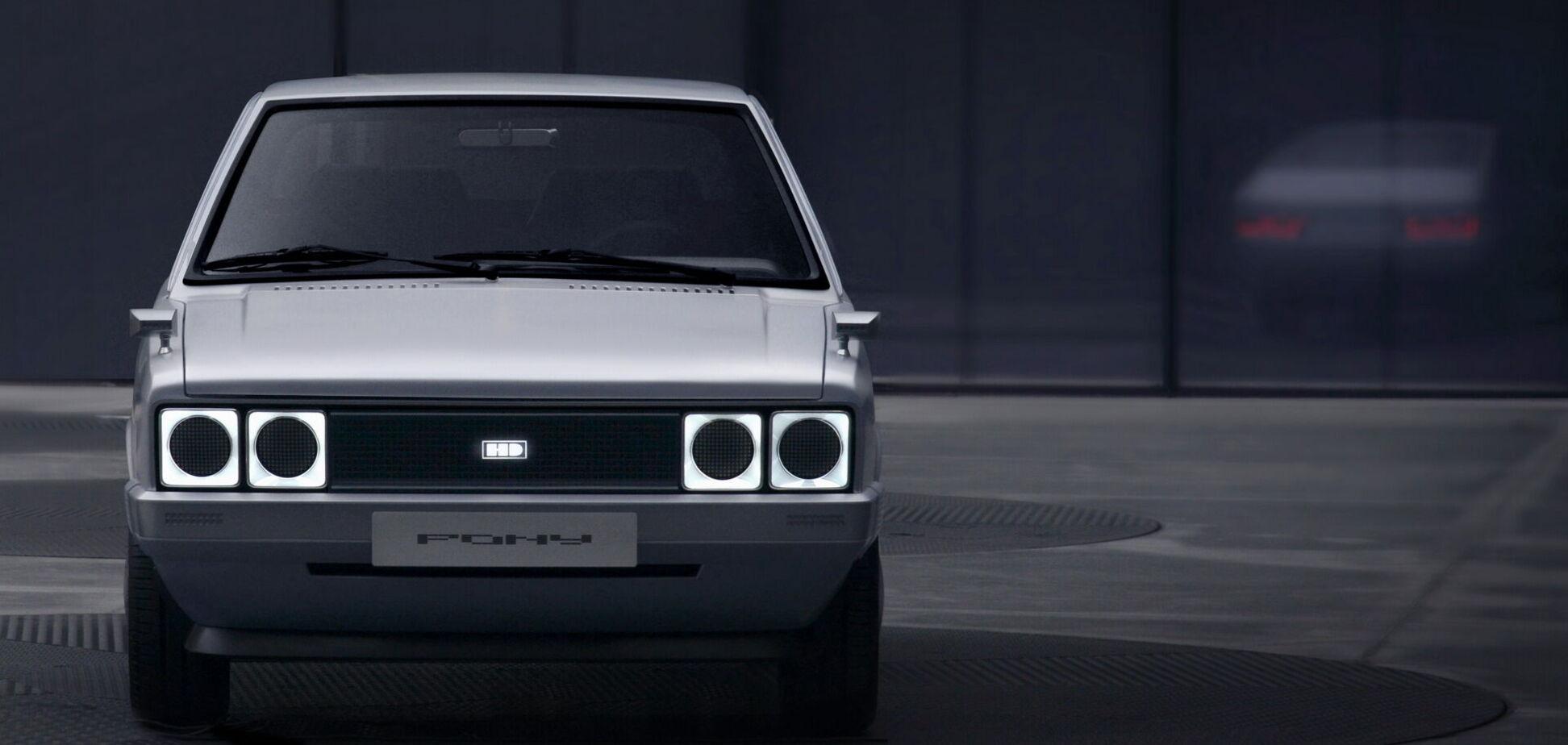 HyundaiPony
