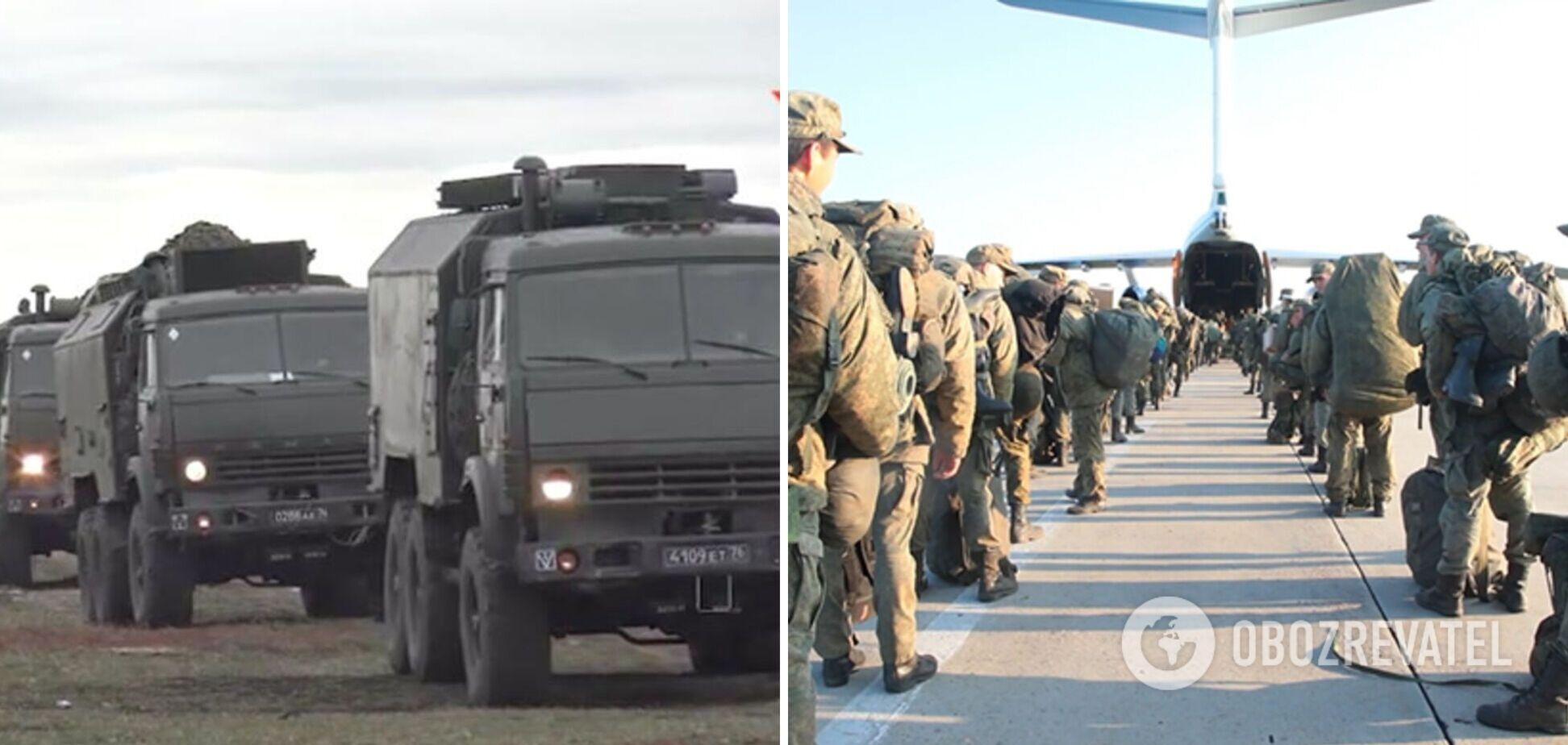 Россия отвела войска из Крыма