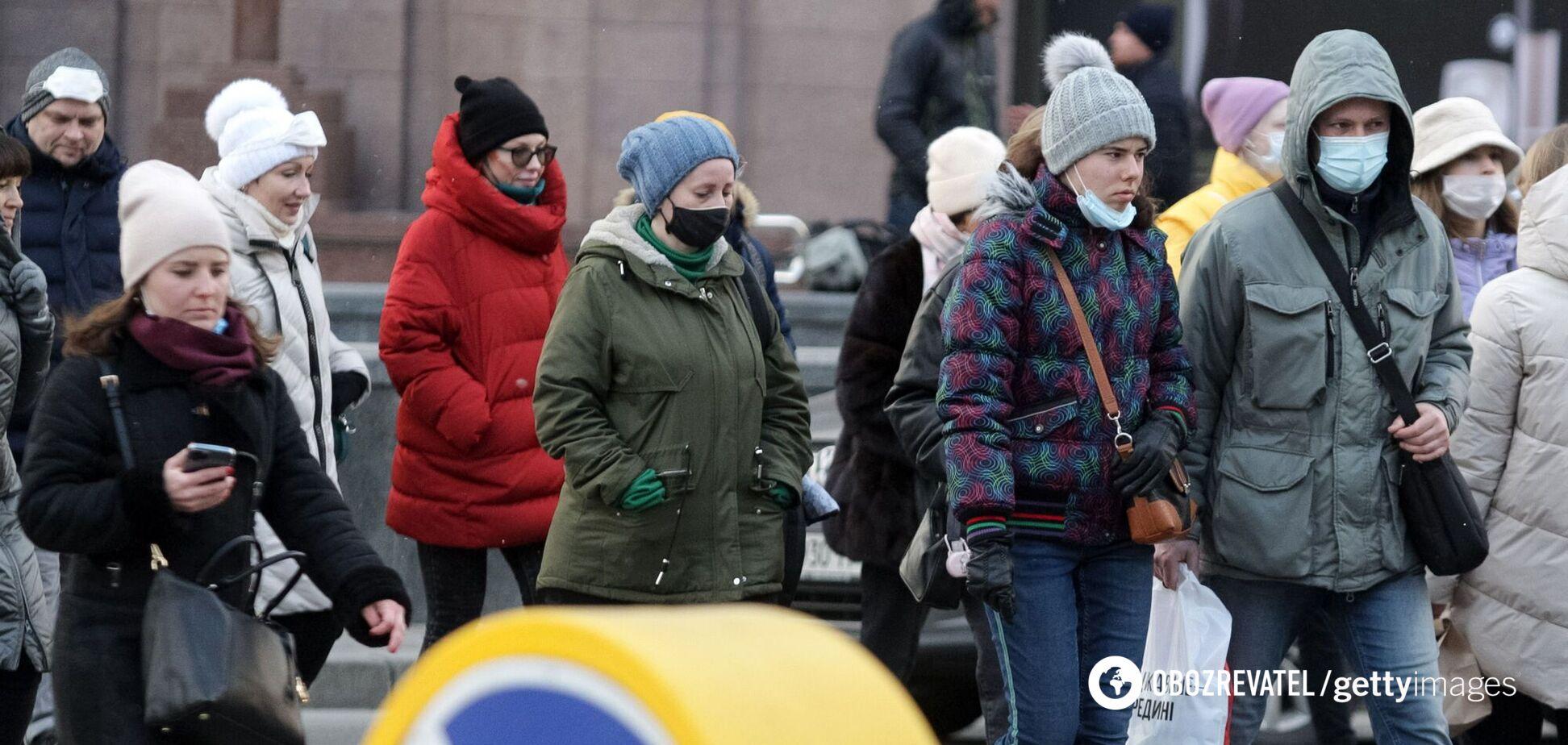 Киев выходит из 'красной' зоны: какие запреты отменят