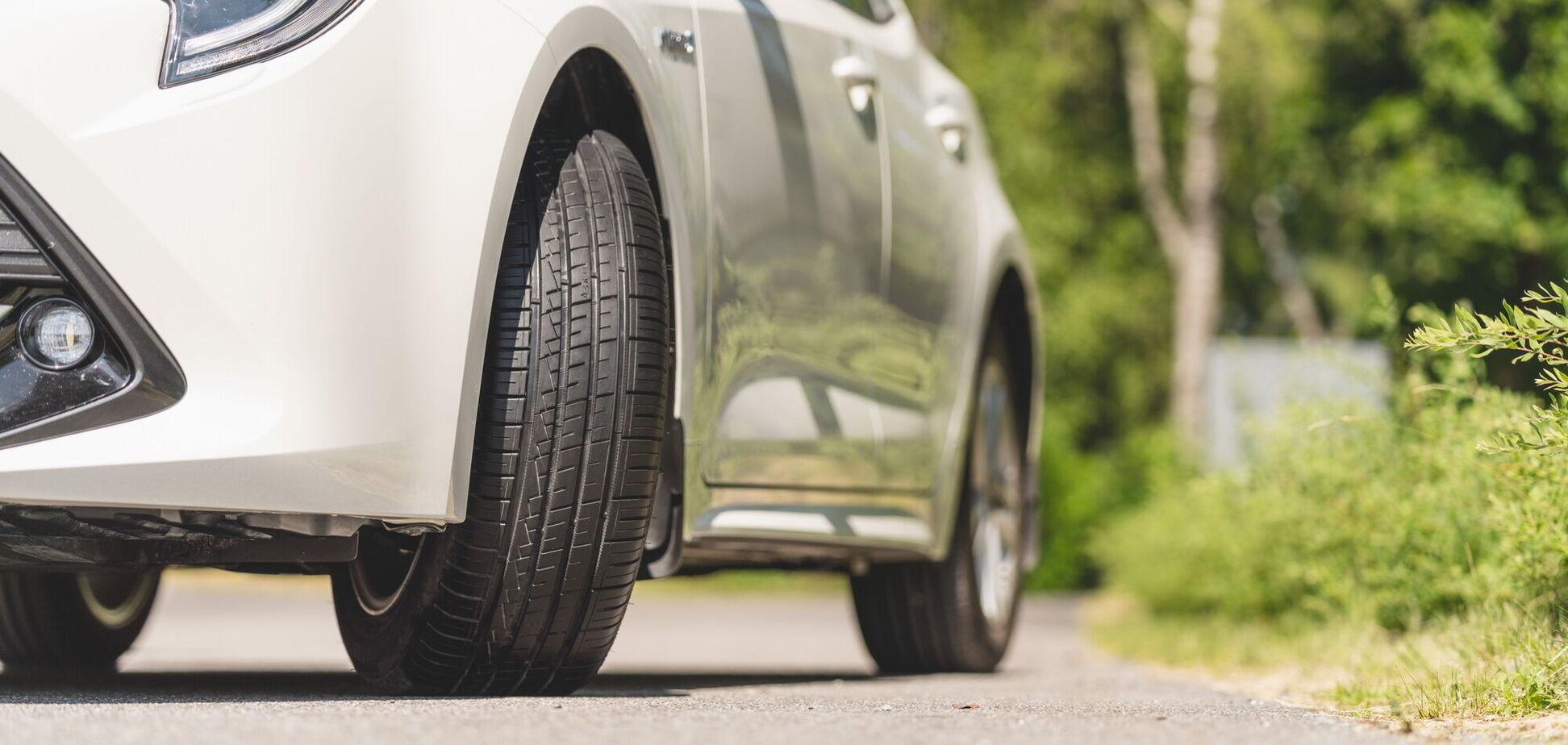 Вибираємо літні шини для гібридів та електромобілів з Nokian Tyres