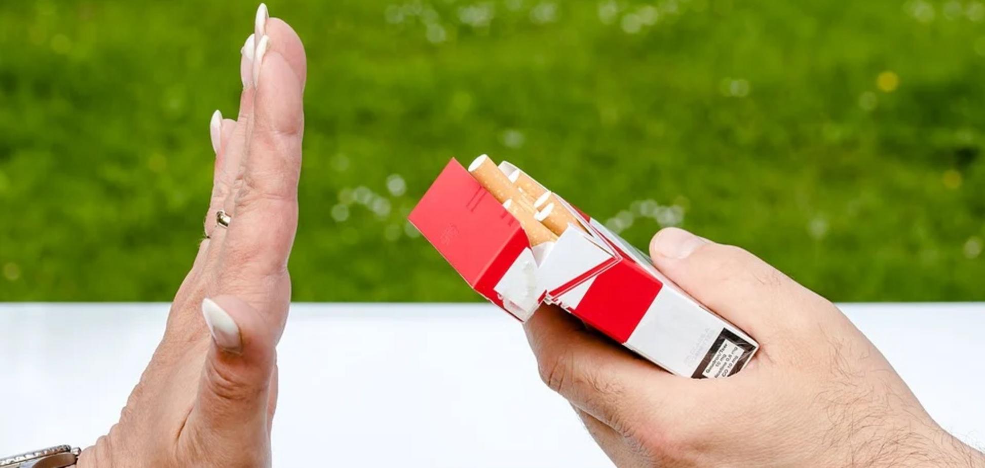 Кожен третій дорослий і 40% дітей страждають від 'недобровільного куріння'