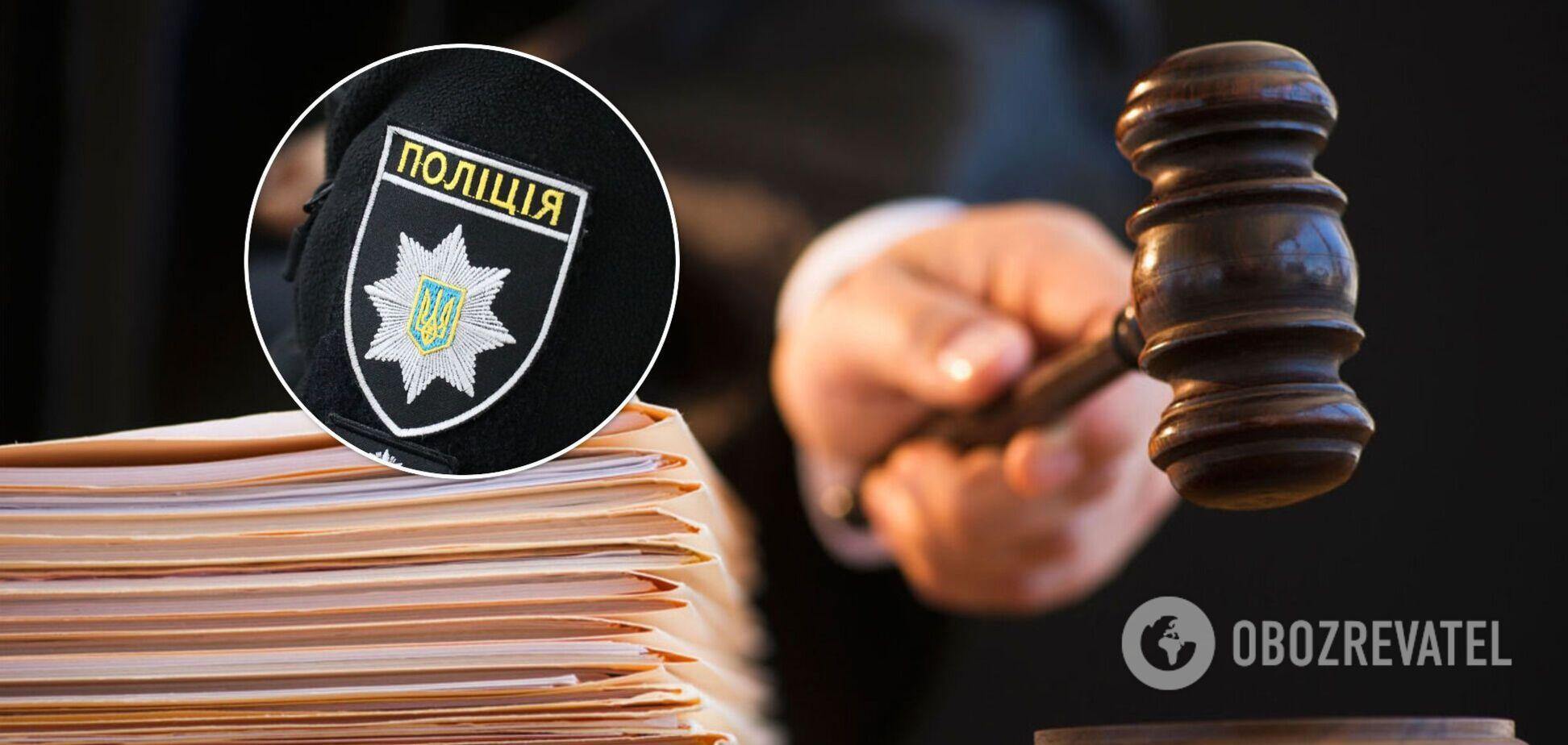 Суд взяв підозрюваного під варту