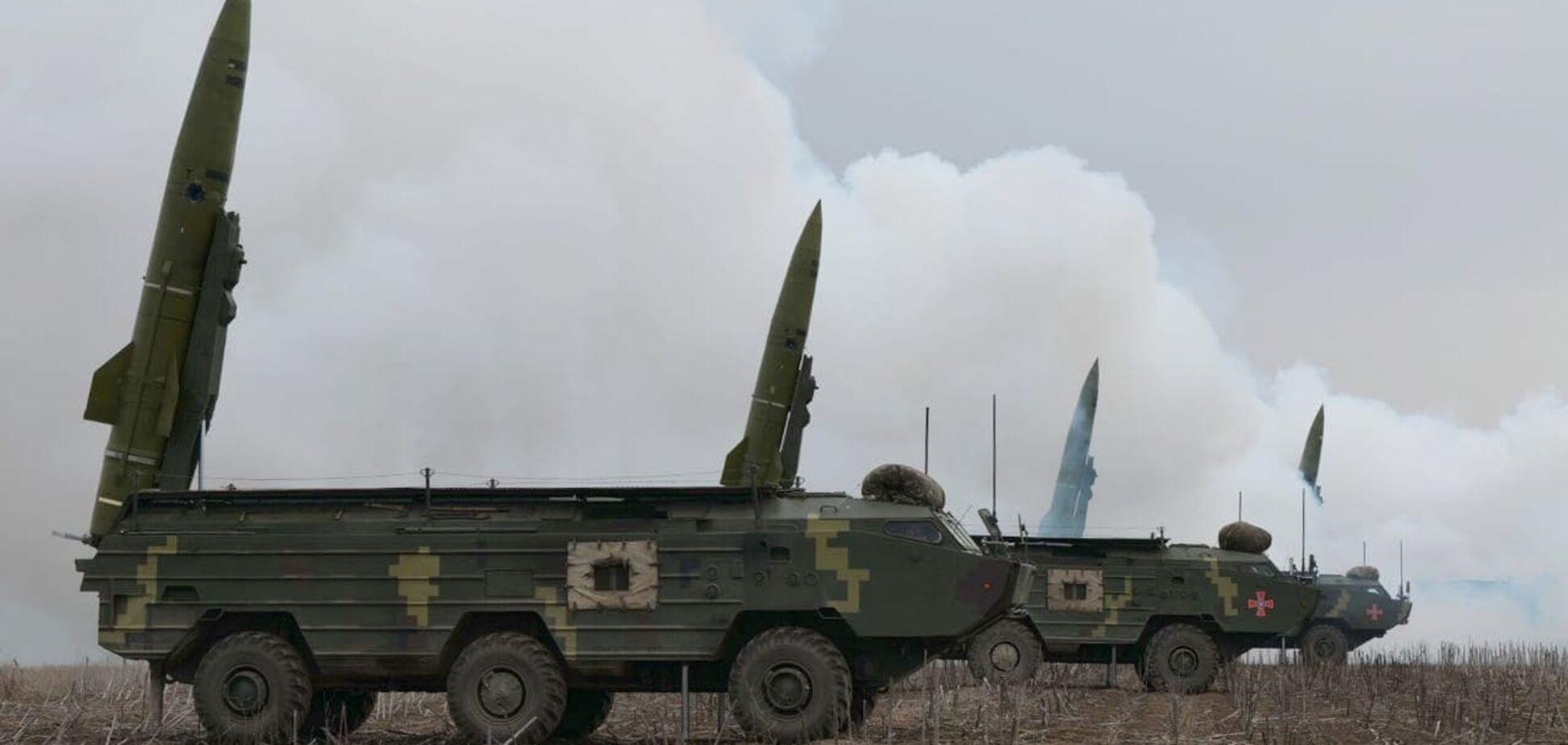 Ракетні комплекси 'Точка-У'