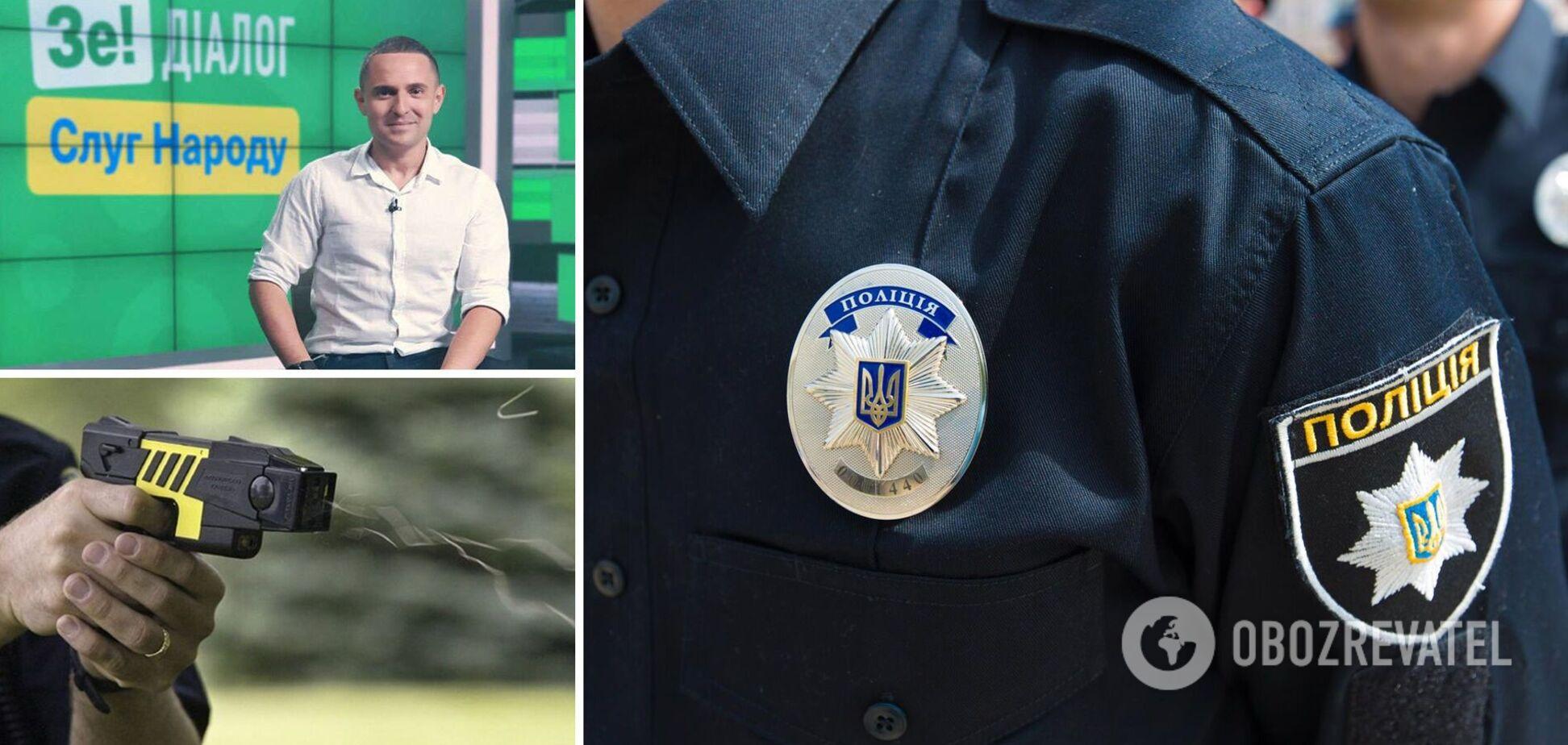 У самого Куницкого возникают постоянные конфликты с полицией