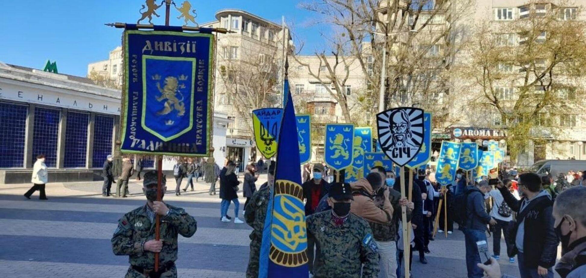 'Київ капут'. Як Росія використовує 'марш вишиванок' проти України
