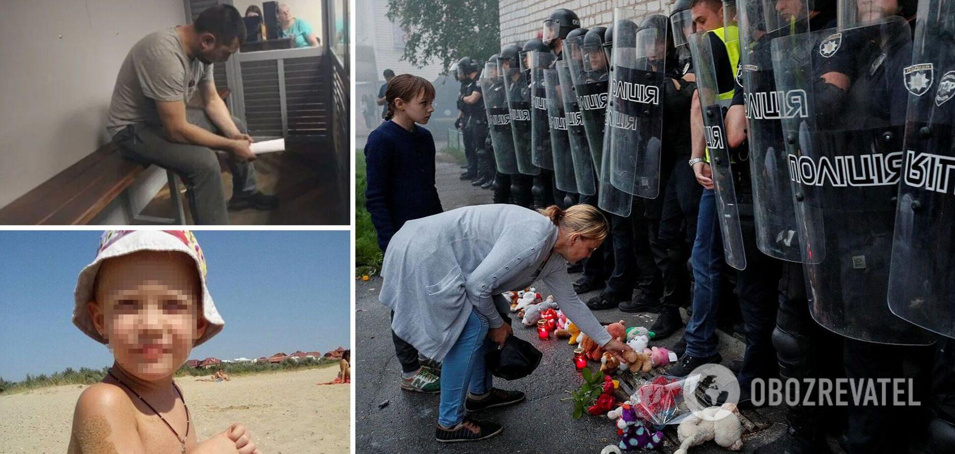 Обвиняемых так и не допросили: новые подробности дела об убийстве 5-летнего Кирилла Тлявова