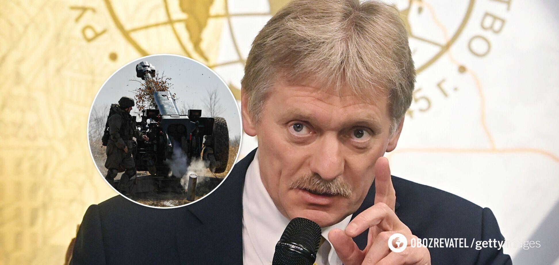 У Росії заявили про напругу біля кордону з Україною