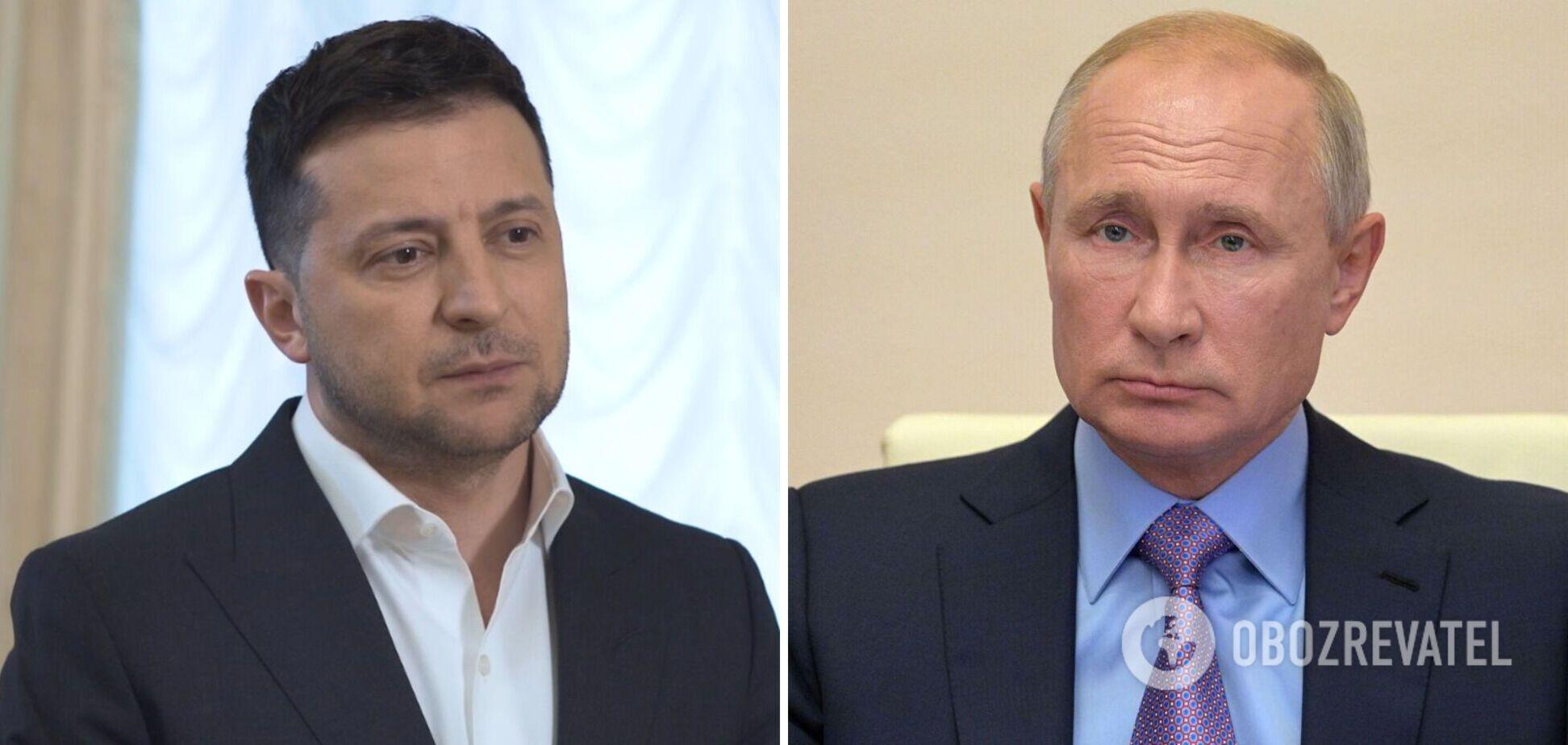 У Кремлі заявили, що підготовка зустрічі Зеленського та Путіна не просувається