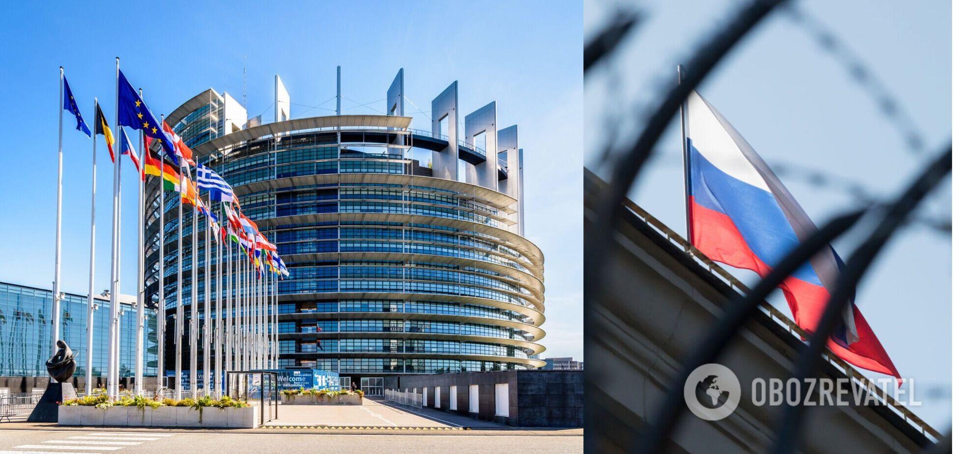 Європарламент ухвалив резолюцію на випадок вторгнення РФ в Україну: як вдарять по Кремлю