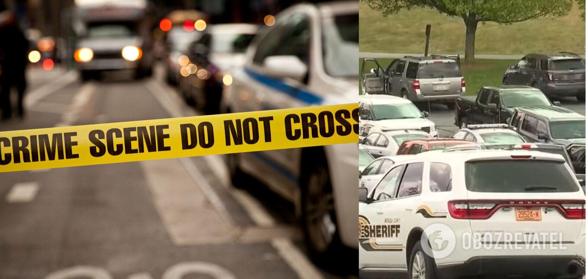 У США в 13-годинній перестрілці загинули 5 осіб, двоє – заступники шерифа