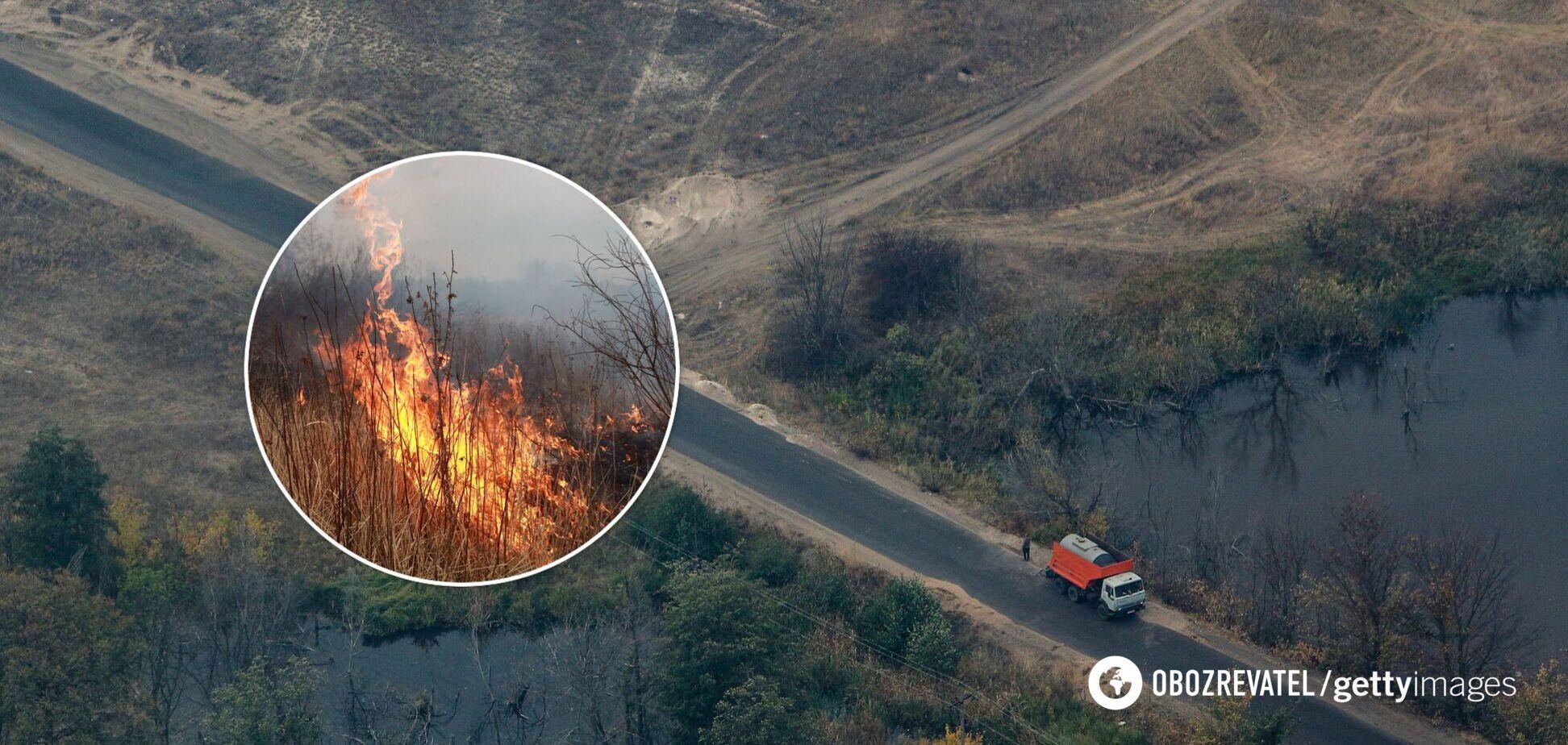 В Украине объявили чрезвычайную пожарную опасность: какие регионы затронет