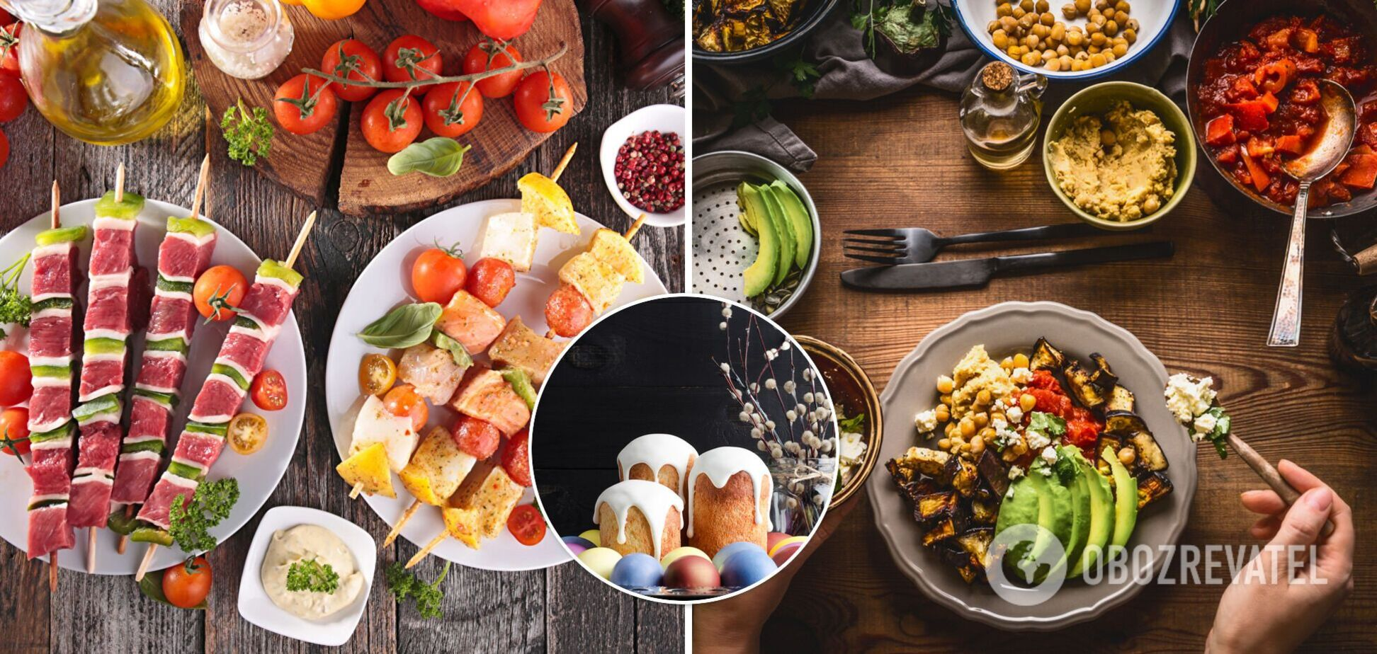 Як правильно вийти з Великого посту і скільки можна з'їдати яєць: відповіді дієтологині на популярні питання