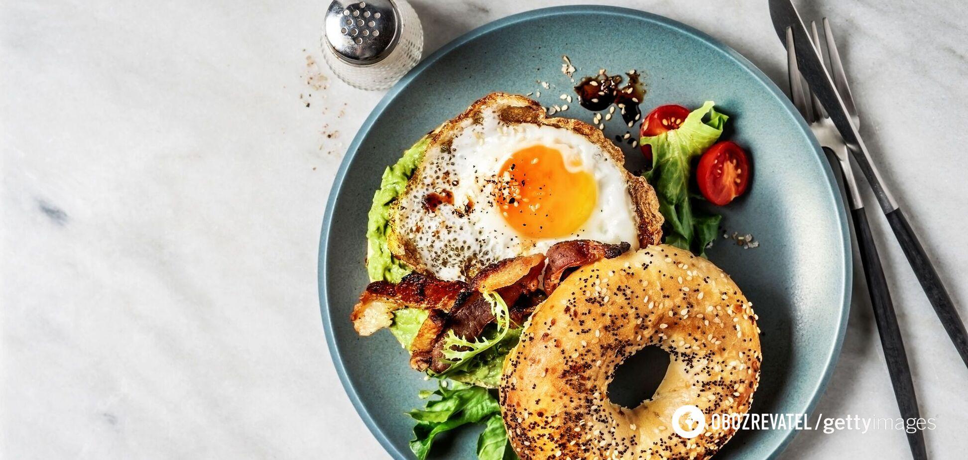 Как приготовить правильный завтрак