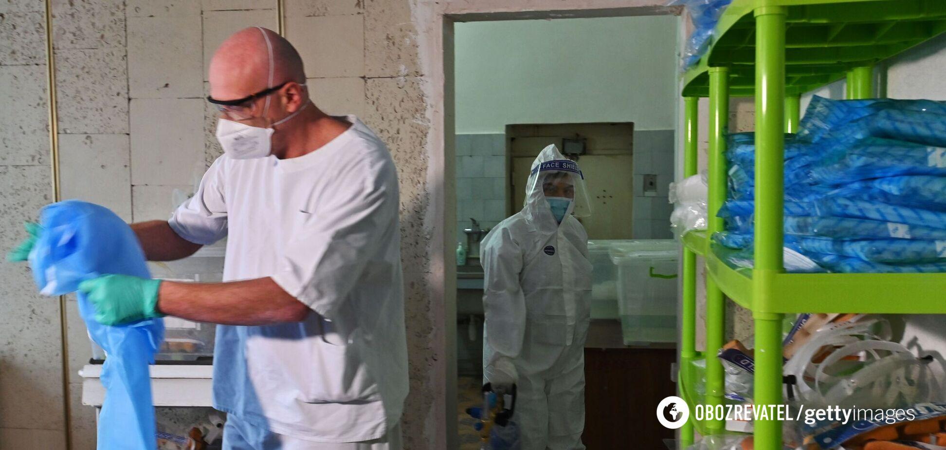 На Хмельниччині критична ситуація з COVID-19, в лікарнях немає місць, – лікарка