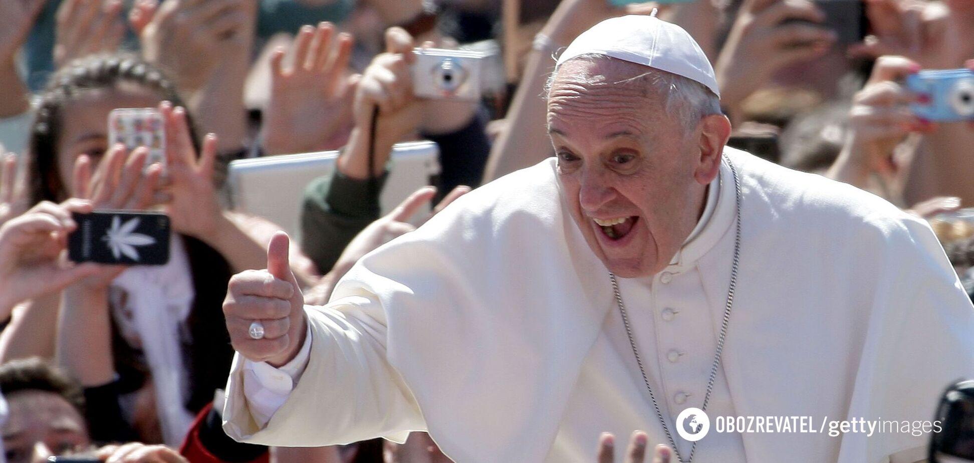 У Папи Римського відповіли на ідею Зеленського зустрітися з Путіним у Ватикані
