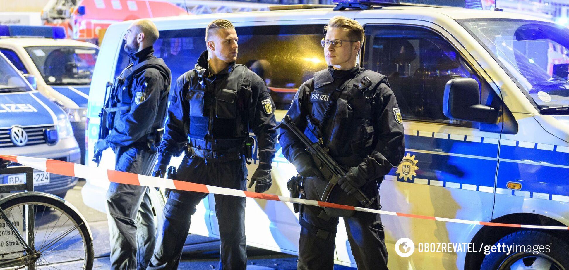 В Германии в больнице убили 4 человека. Видео