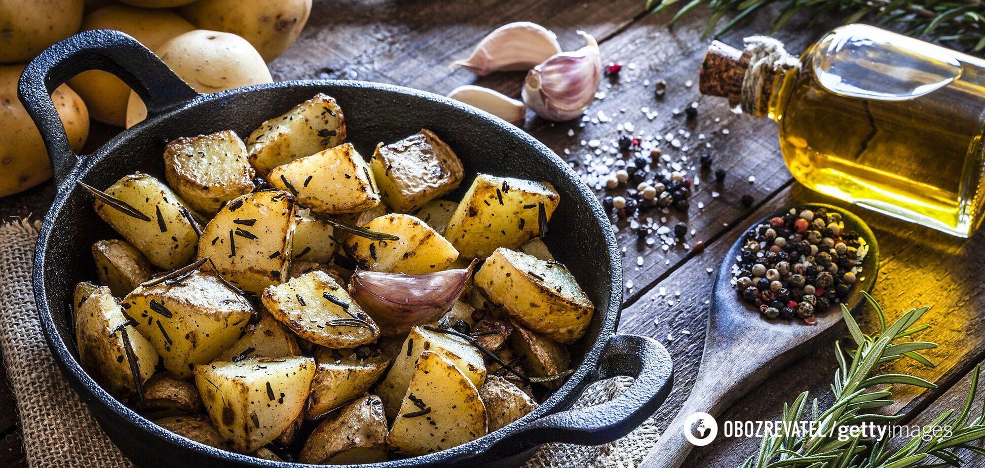 Как приготовить вкусно молодой картофель