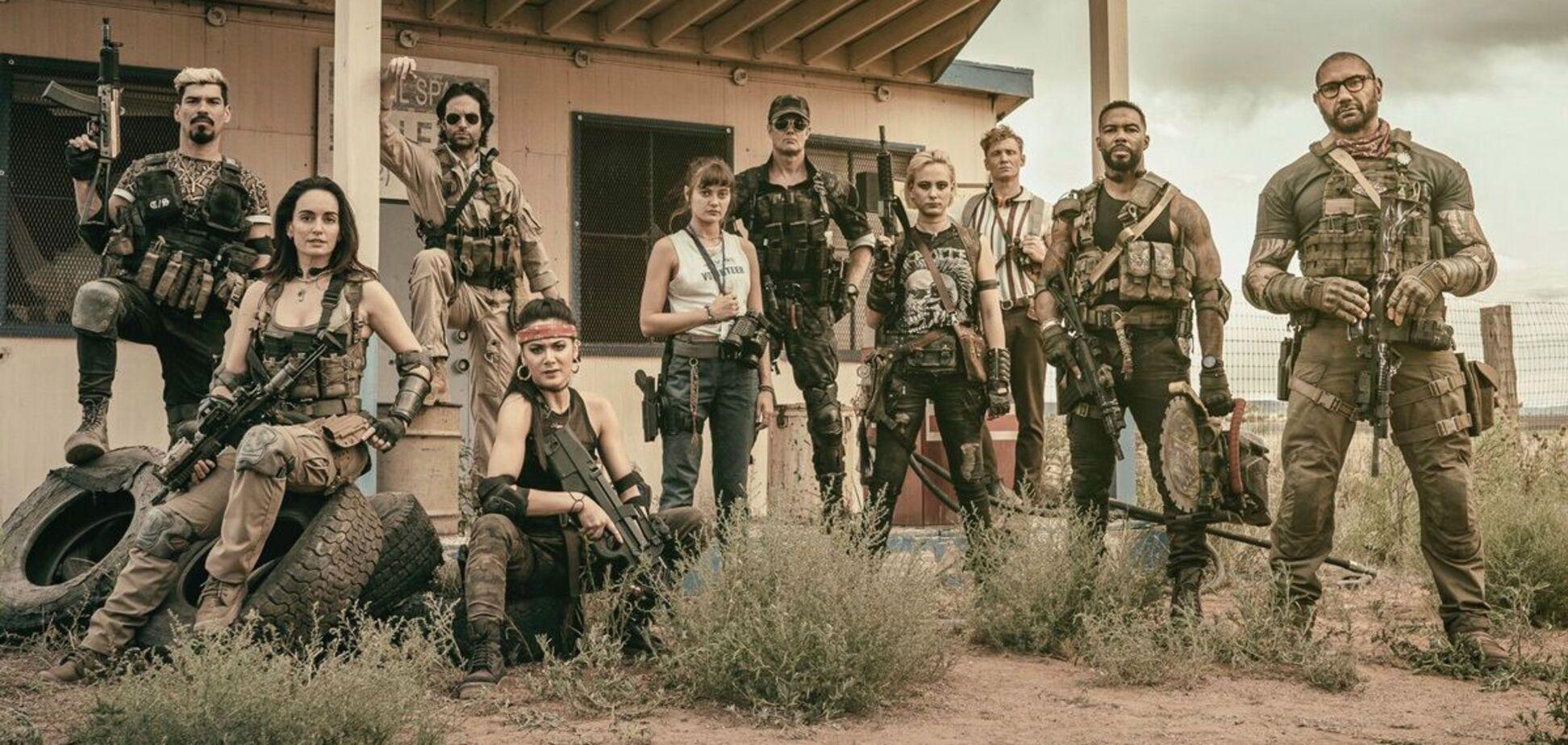 Кадр из фильма 'Армия мертвецов'