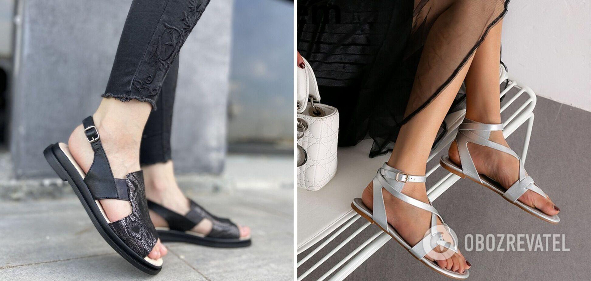 'Джутовые' сандалии и массивные босоножки будут в моде летом 2021